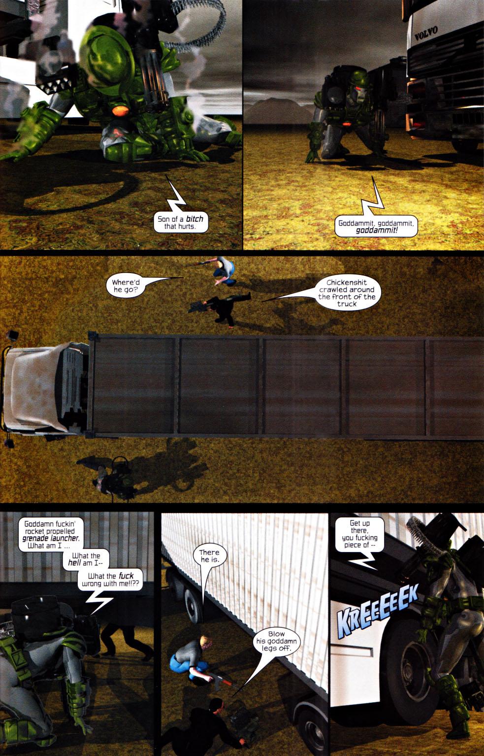 Read online U.S. War Machine 2.0 comic -  Issue #1 - 19
