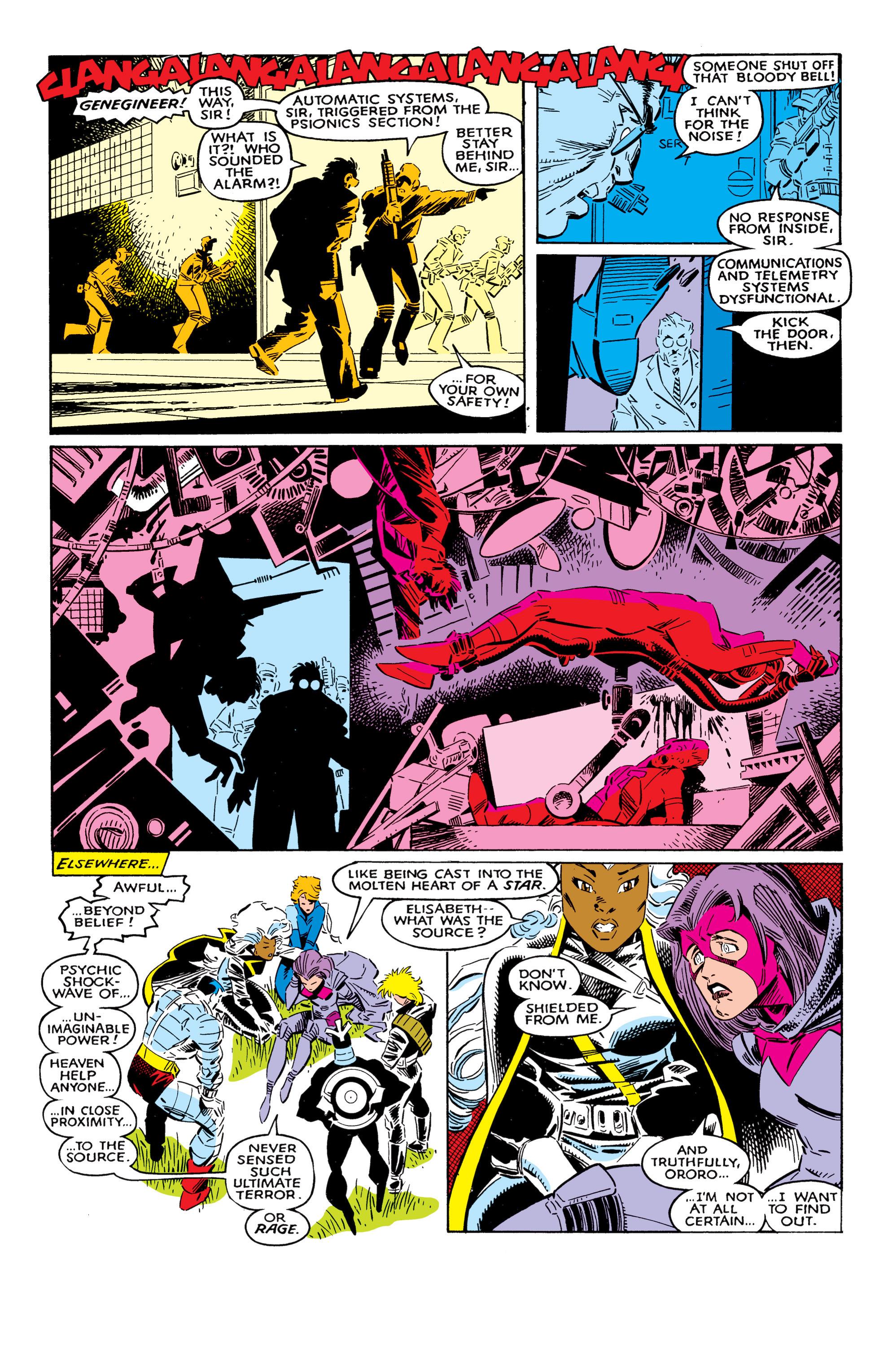 Read online Uncanny X-Men (1963) comic -  Issue #237 - 19