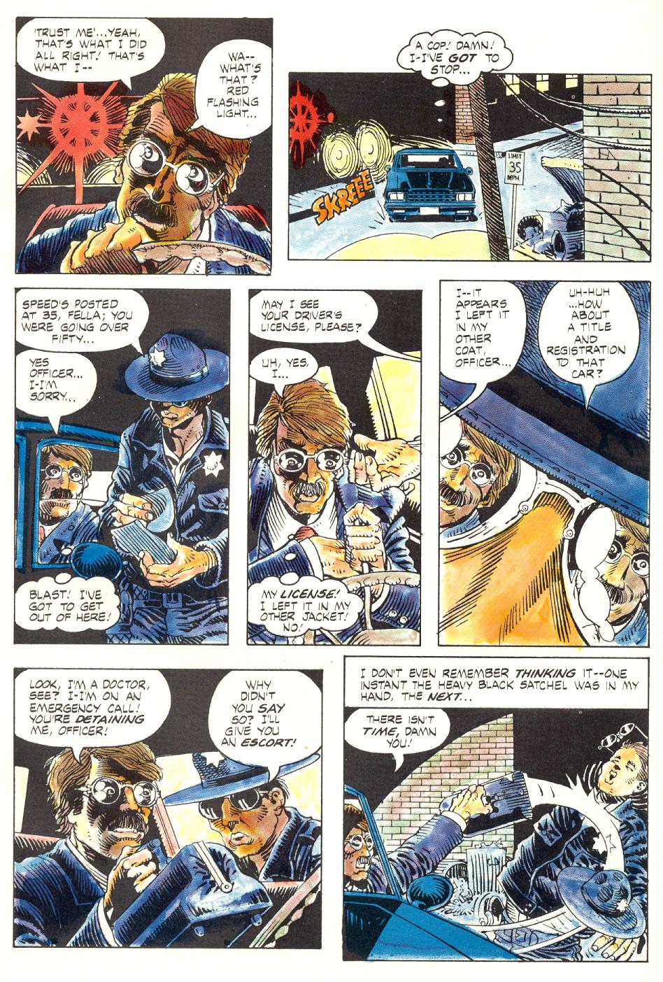 Read online Twisted Tales (1982) comic -  Issue #4 - 19