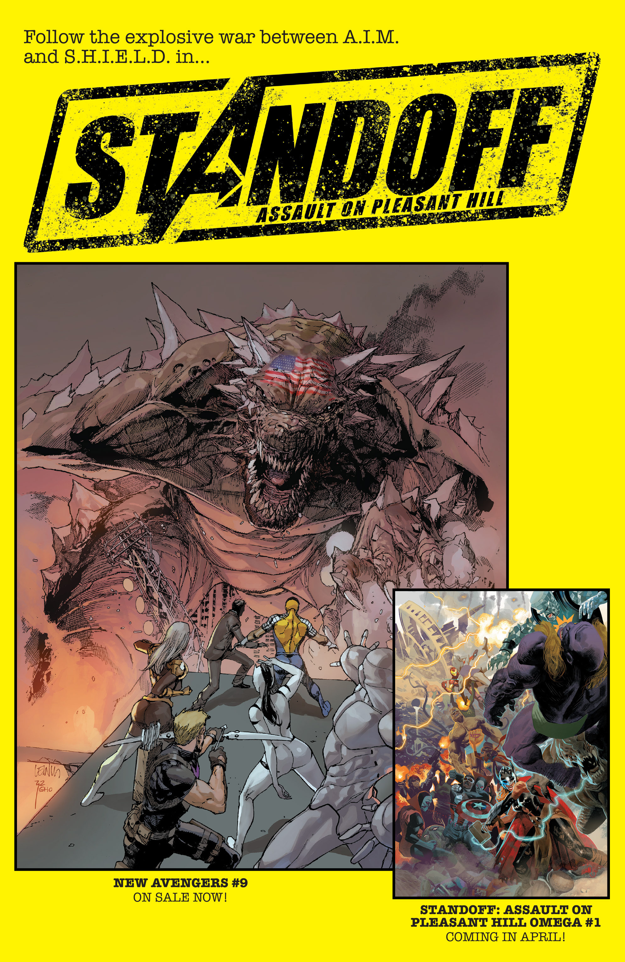 Read online Agents of S.H.I.E.L.D. comic -  Issue #4 - 23