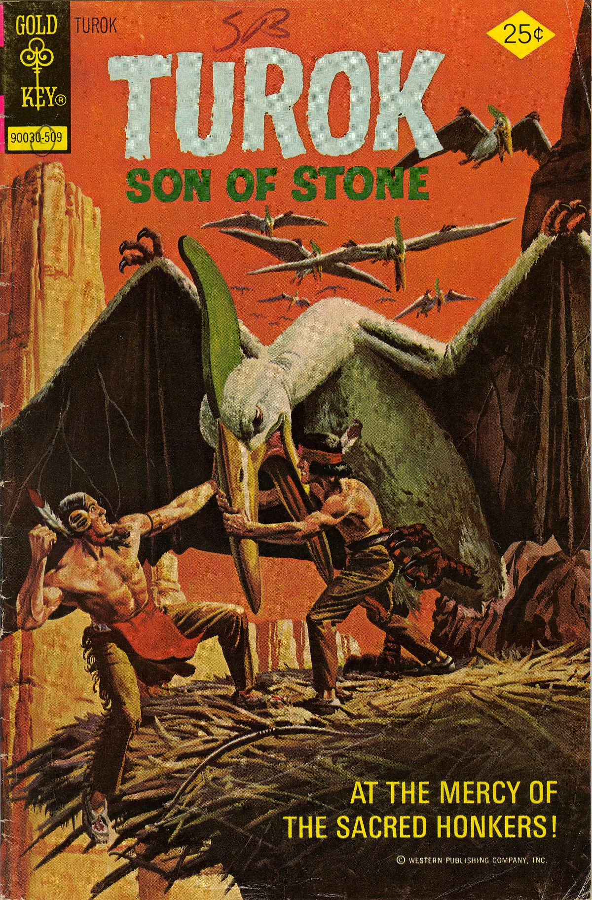 Read online Turok, Son of Stone comic -  Issue #99 - 1