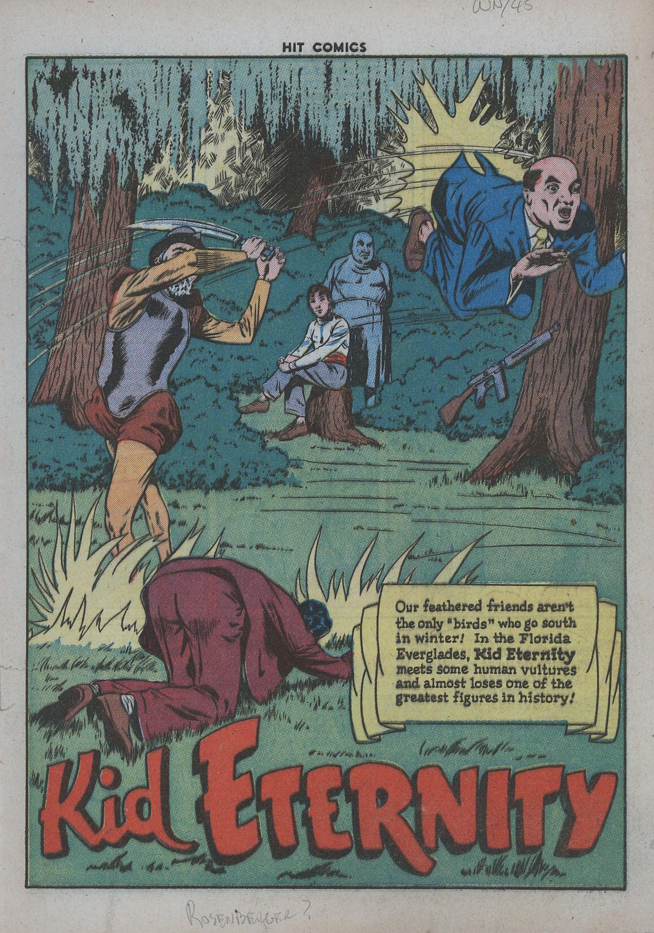 Read online Hit Comics comic -  Issue #38 - 6