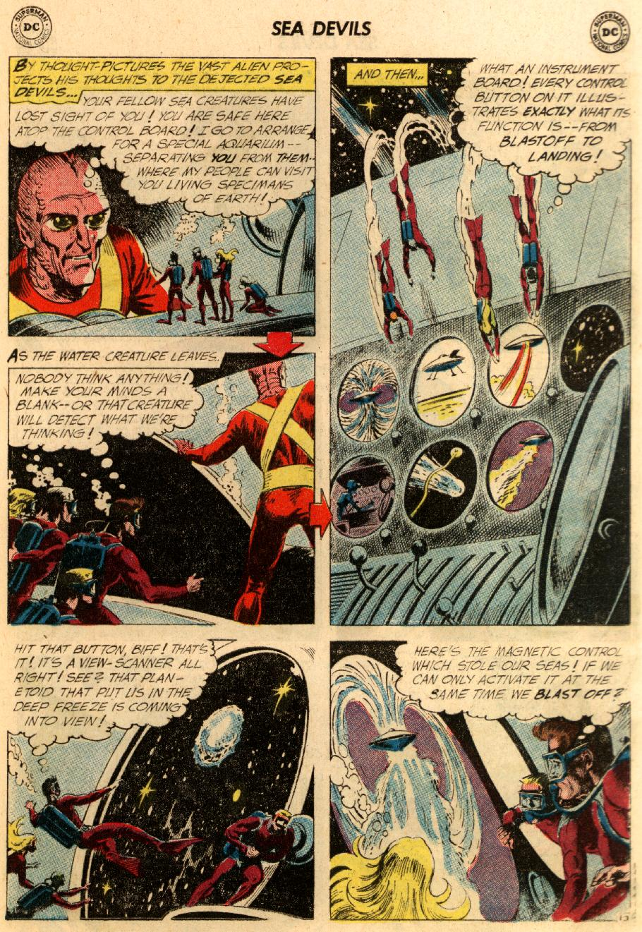 Read online Sea Devils comic -  Issue #5 - 22