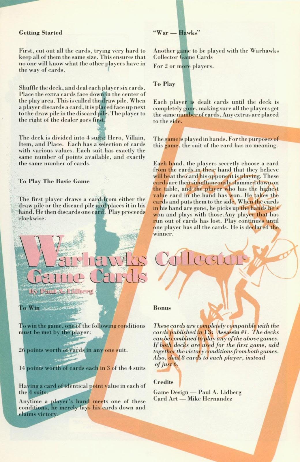 Warhawks issue 4 - Page 38