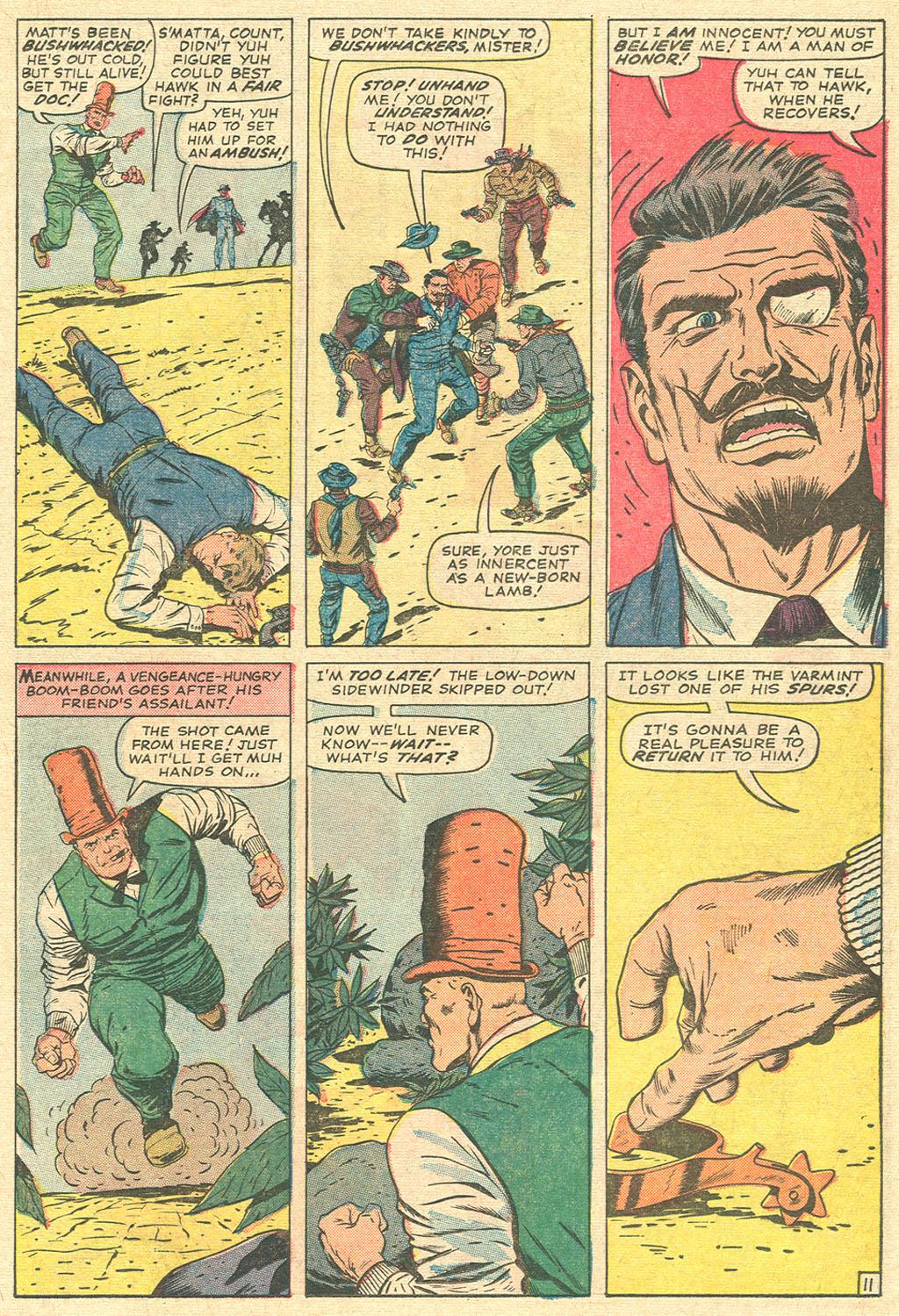 Read online Two-Gun Kid comic -  Issue #81 - 15