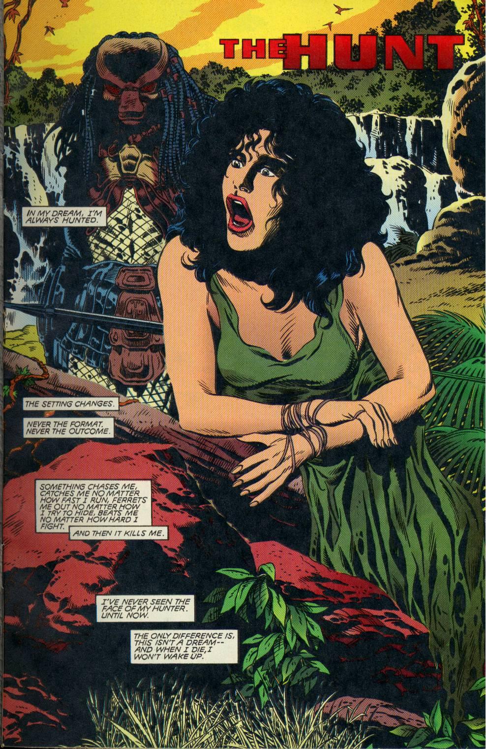 Read online Aliens/Predator: The Deadliest of the Species comic -  Issue #2 - 2