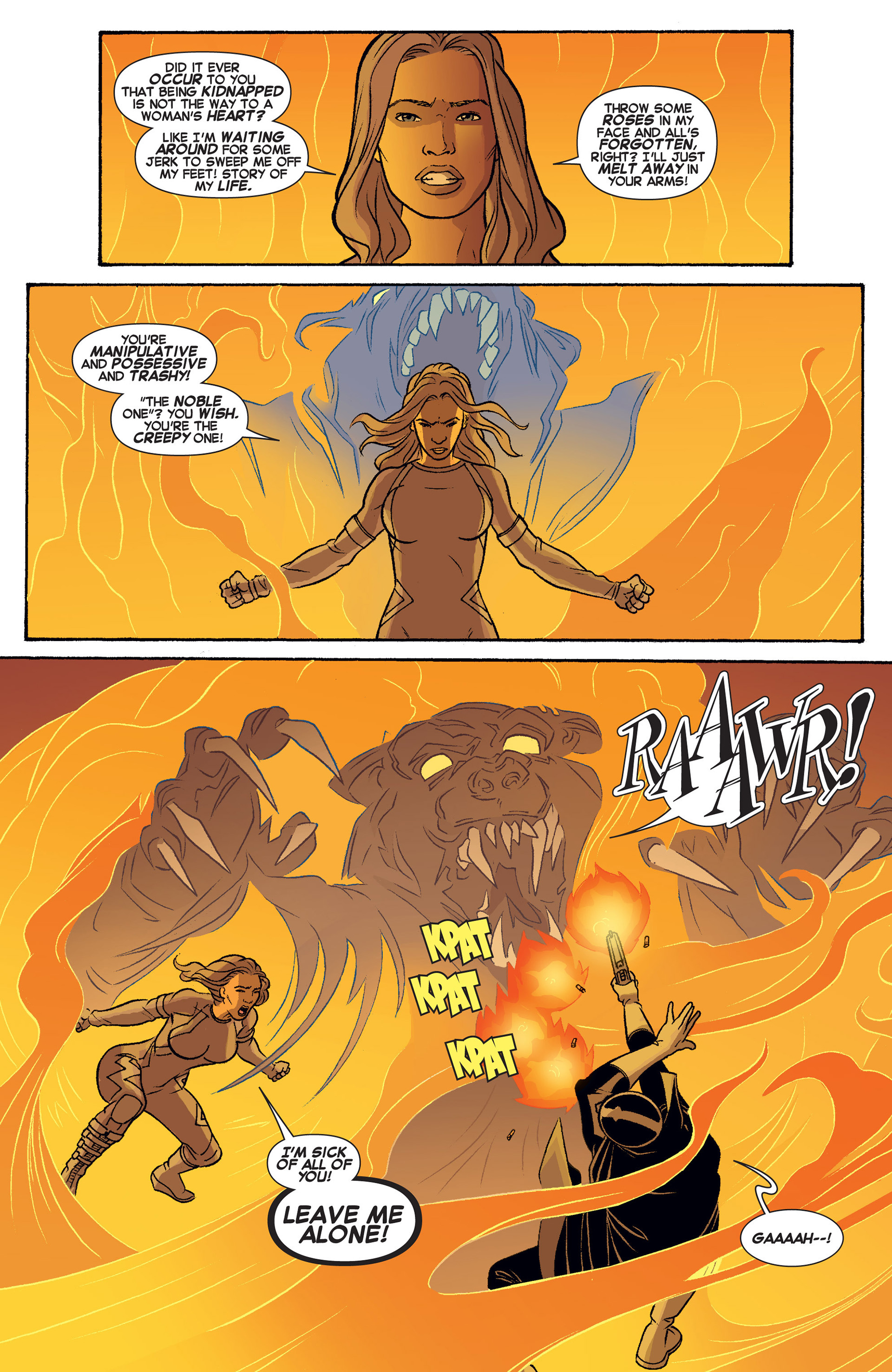 Read online Uncanny X-Force (2013) comic -  Issue #9 - 15