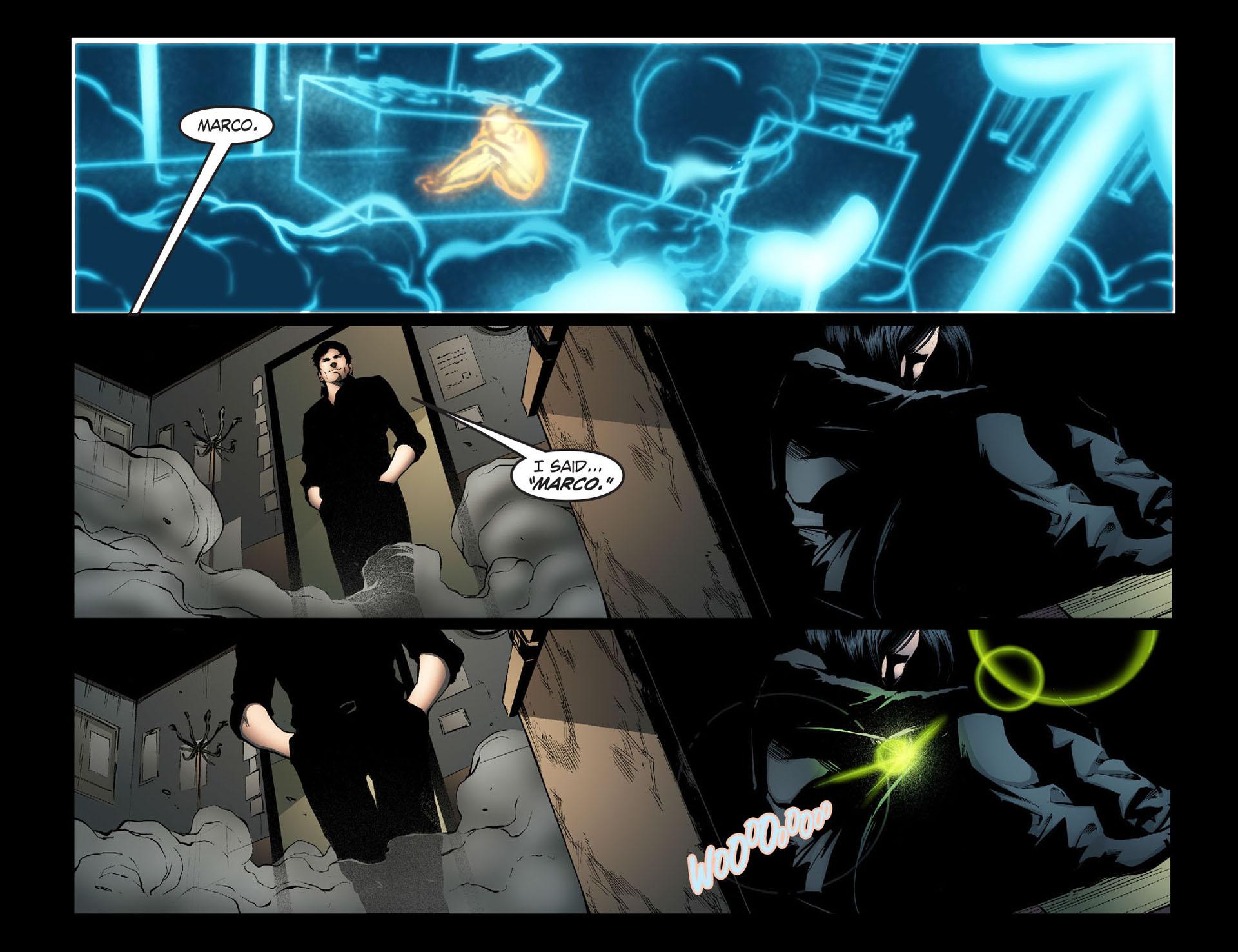 Read online Smallville: Season 11 comic -  Issue #33 - 15