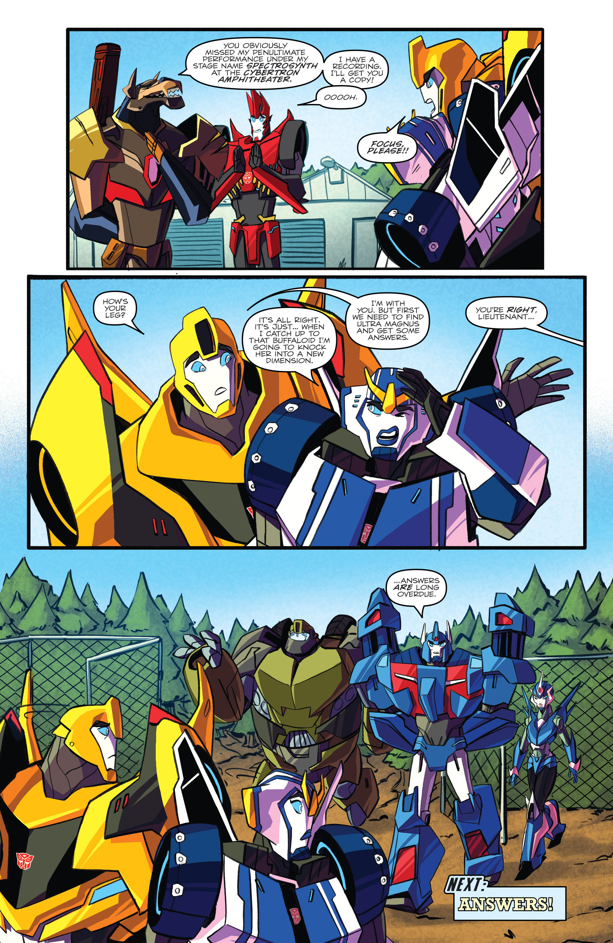Read online Transformers: Robots In Disguise (2015) comic -  Issue #3 - 24
