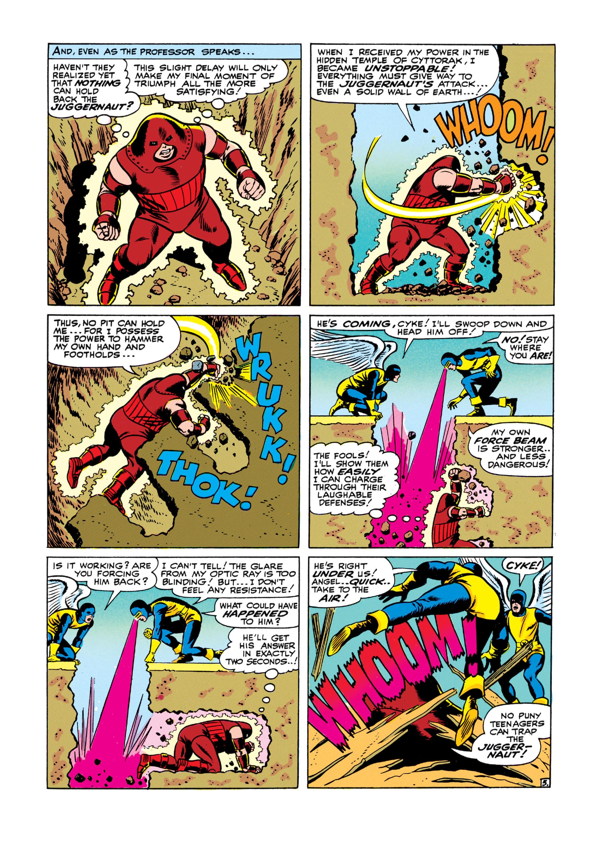 Read online Uncanny X-Men (1963) comic -  Issue #13 - 6