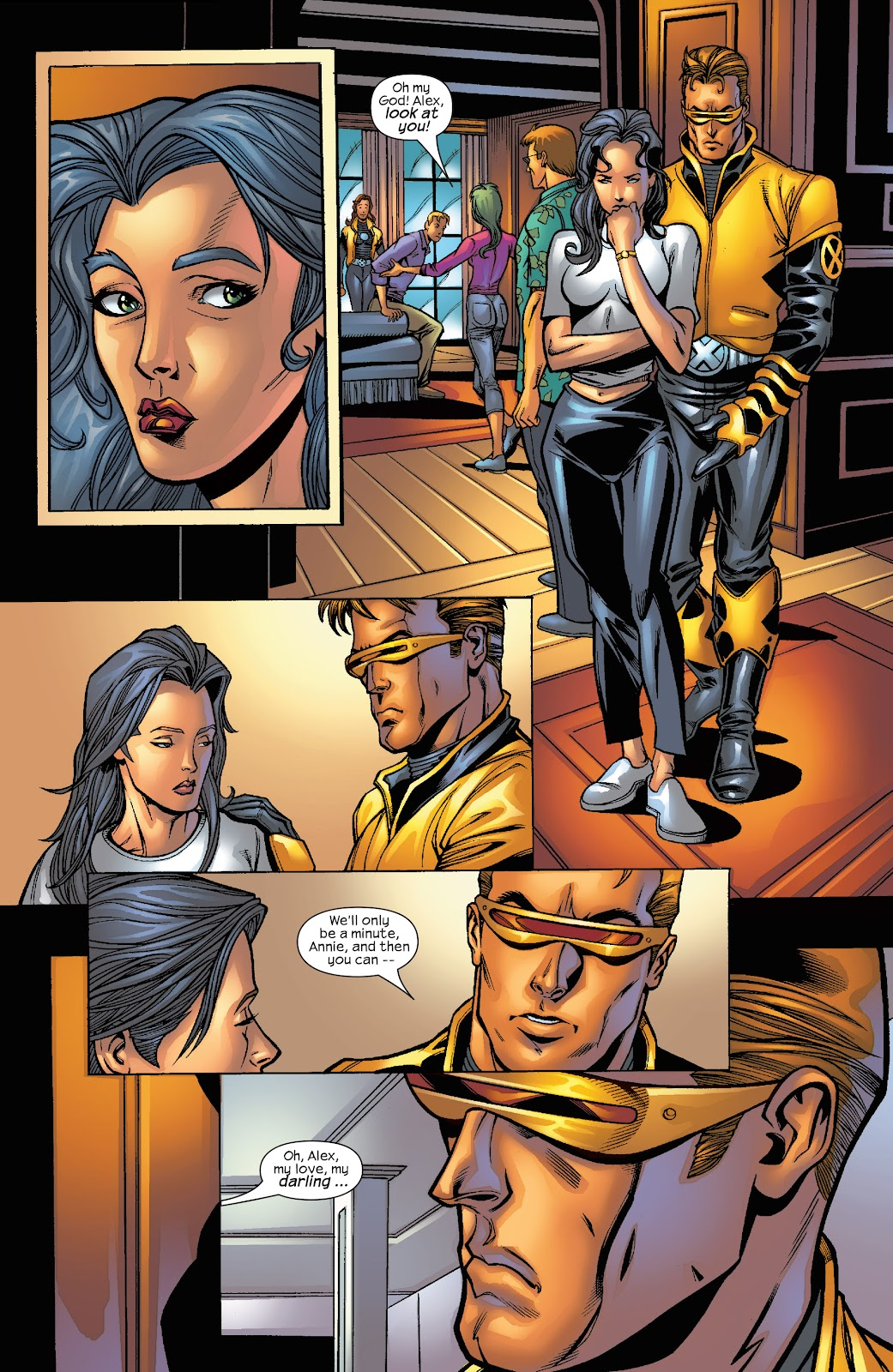 Read online X-Men: Unstoppable comic -  Issue # TPB (Part 4) - 15