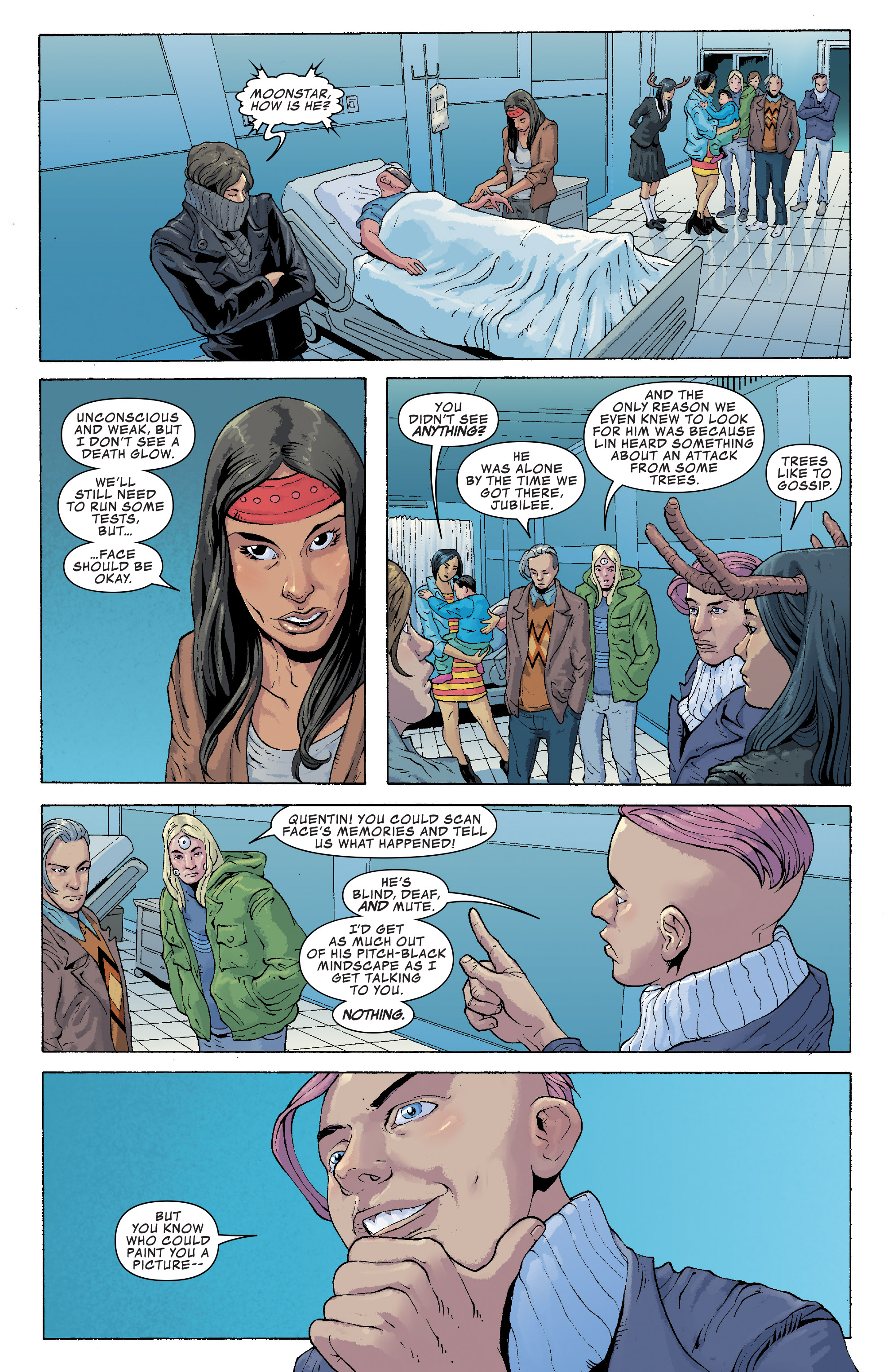 Read online Generation X (2017) comic -  Issue #3 - 11