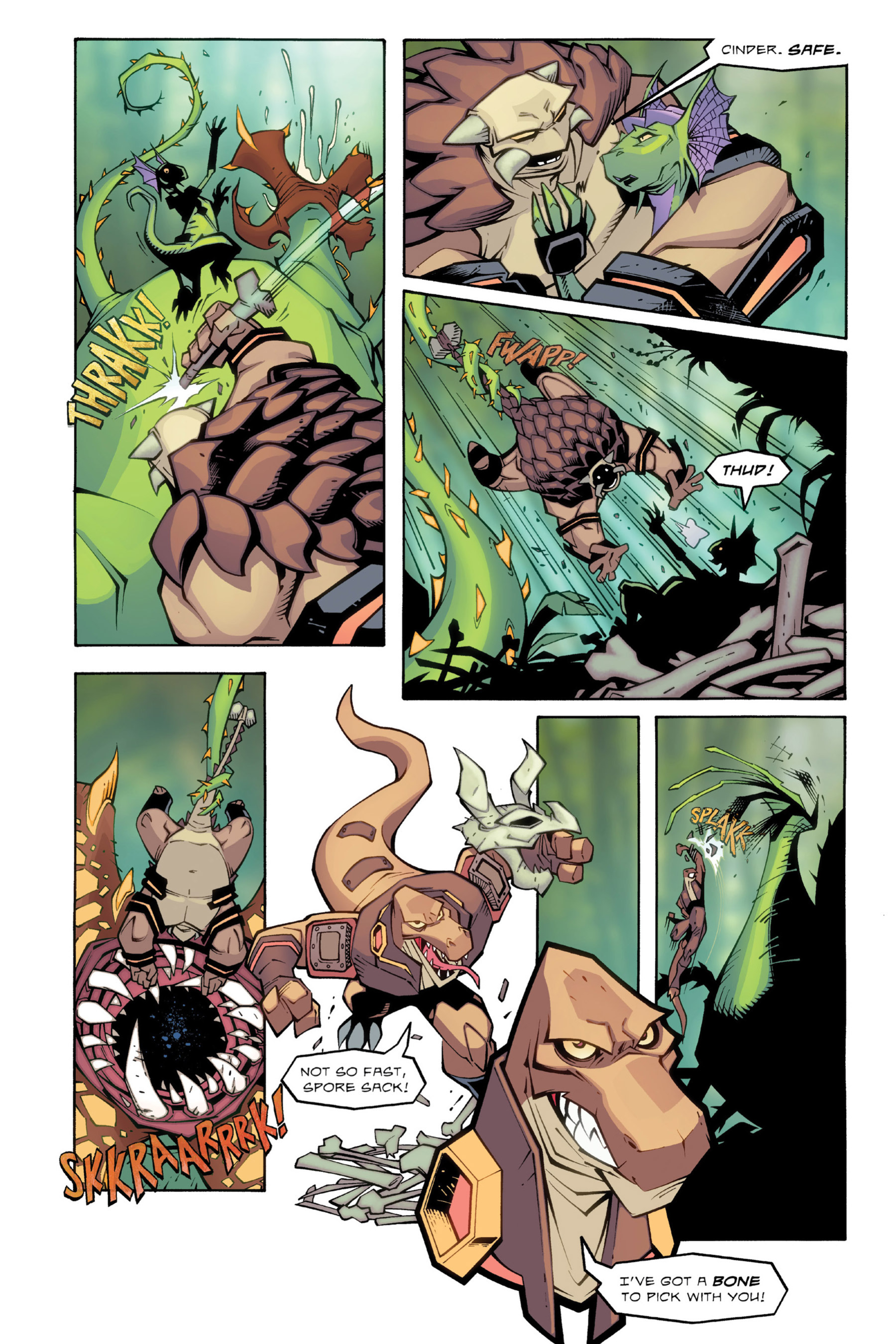 Read online Rexodus comic -  Issue # Full - 75