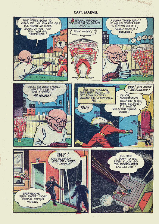 Captain Marvel Adventures issue 89 - Page 39