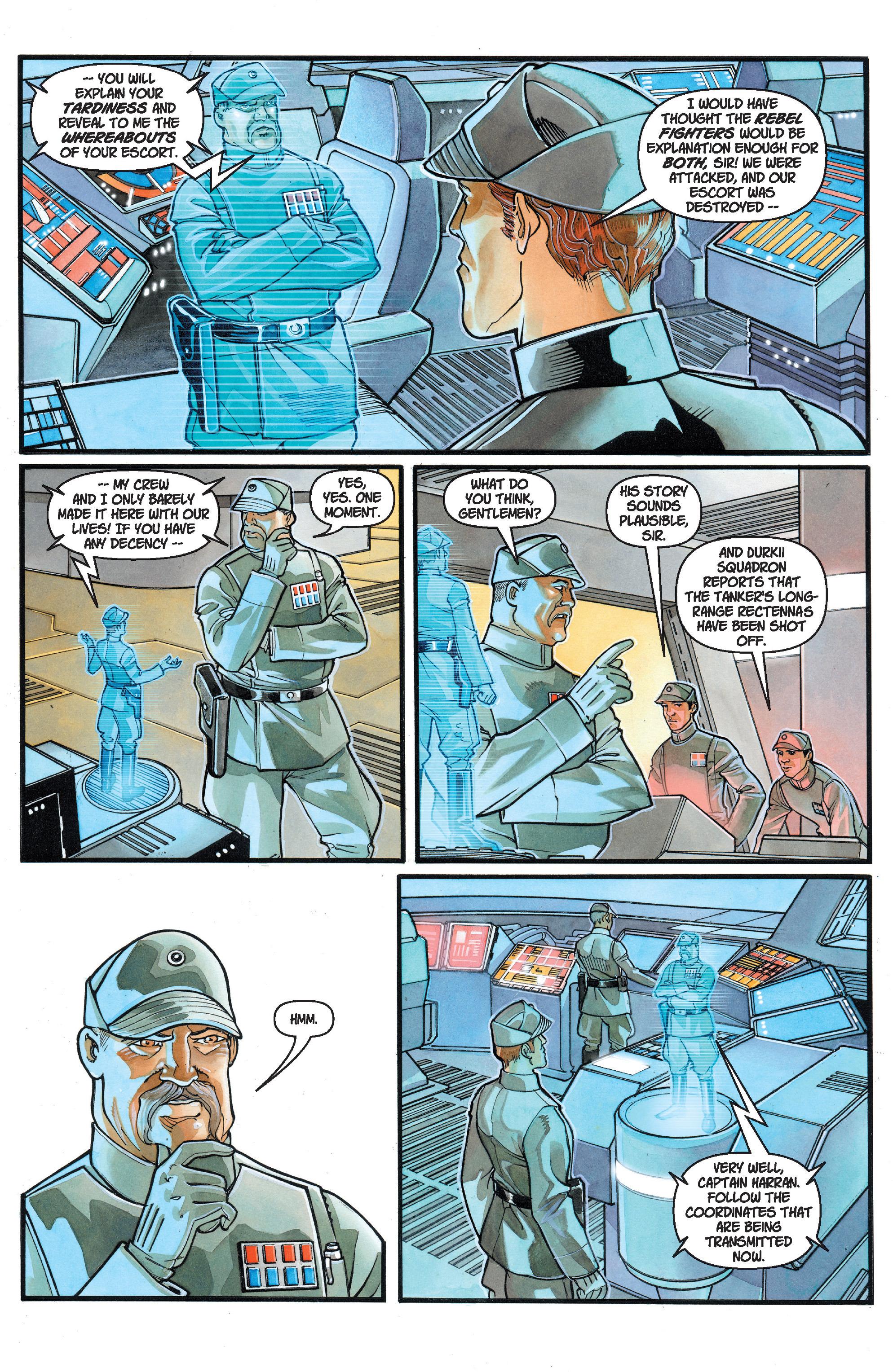 Read online Star Wars Omnibus comic -  Issue # Vol. 22 - 219
