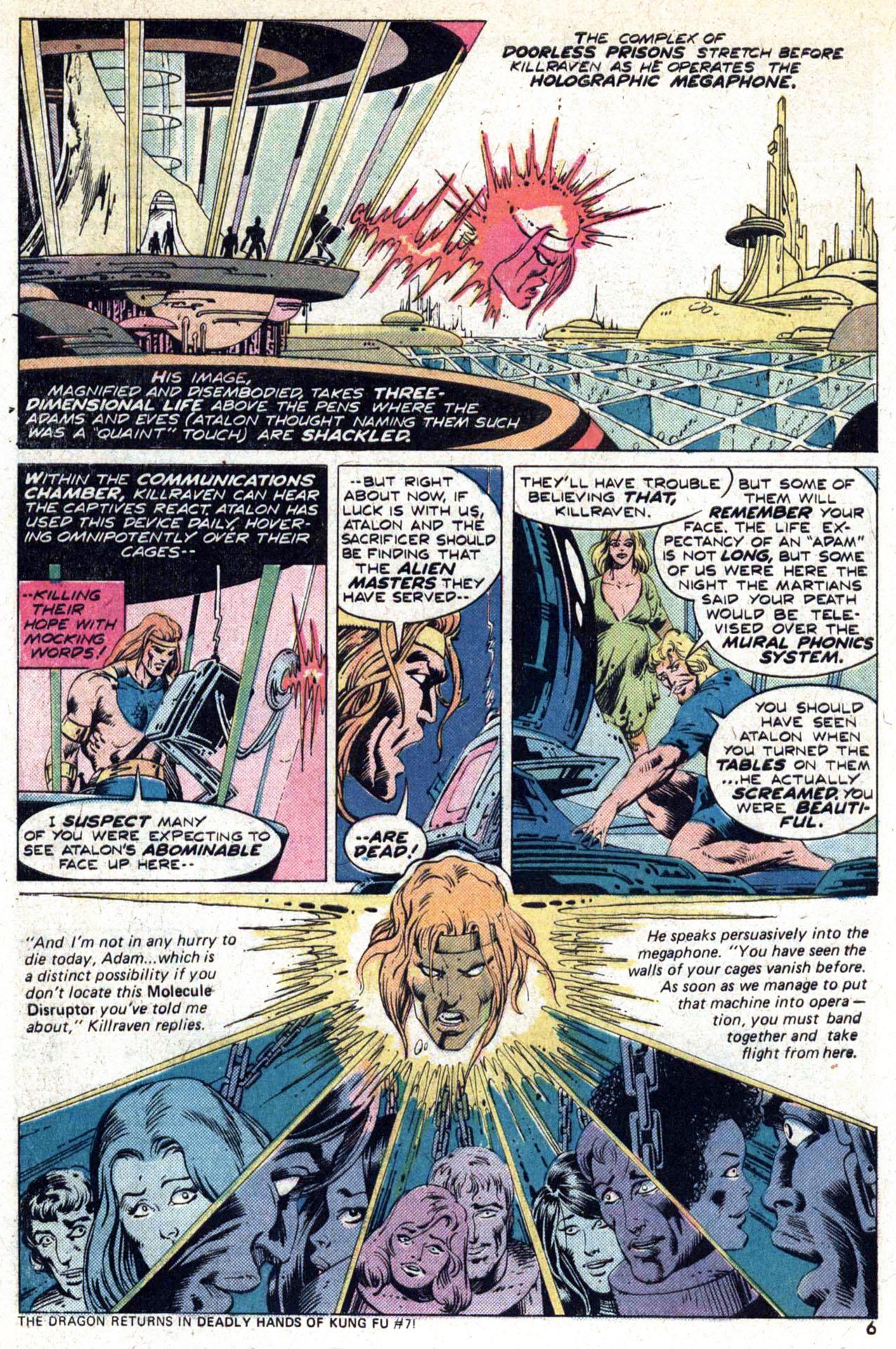 Read online Amazing Adventures (1970) comic -  Issue #29 - 8
