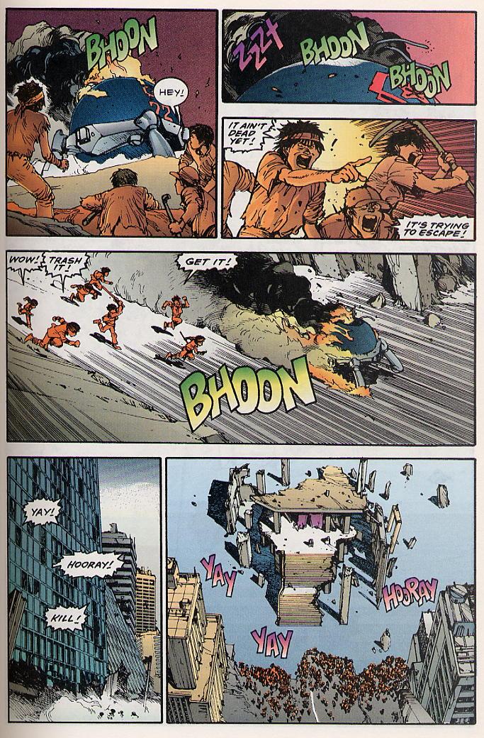 Read online Akira comic -  Issue #17 - 20