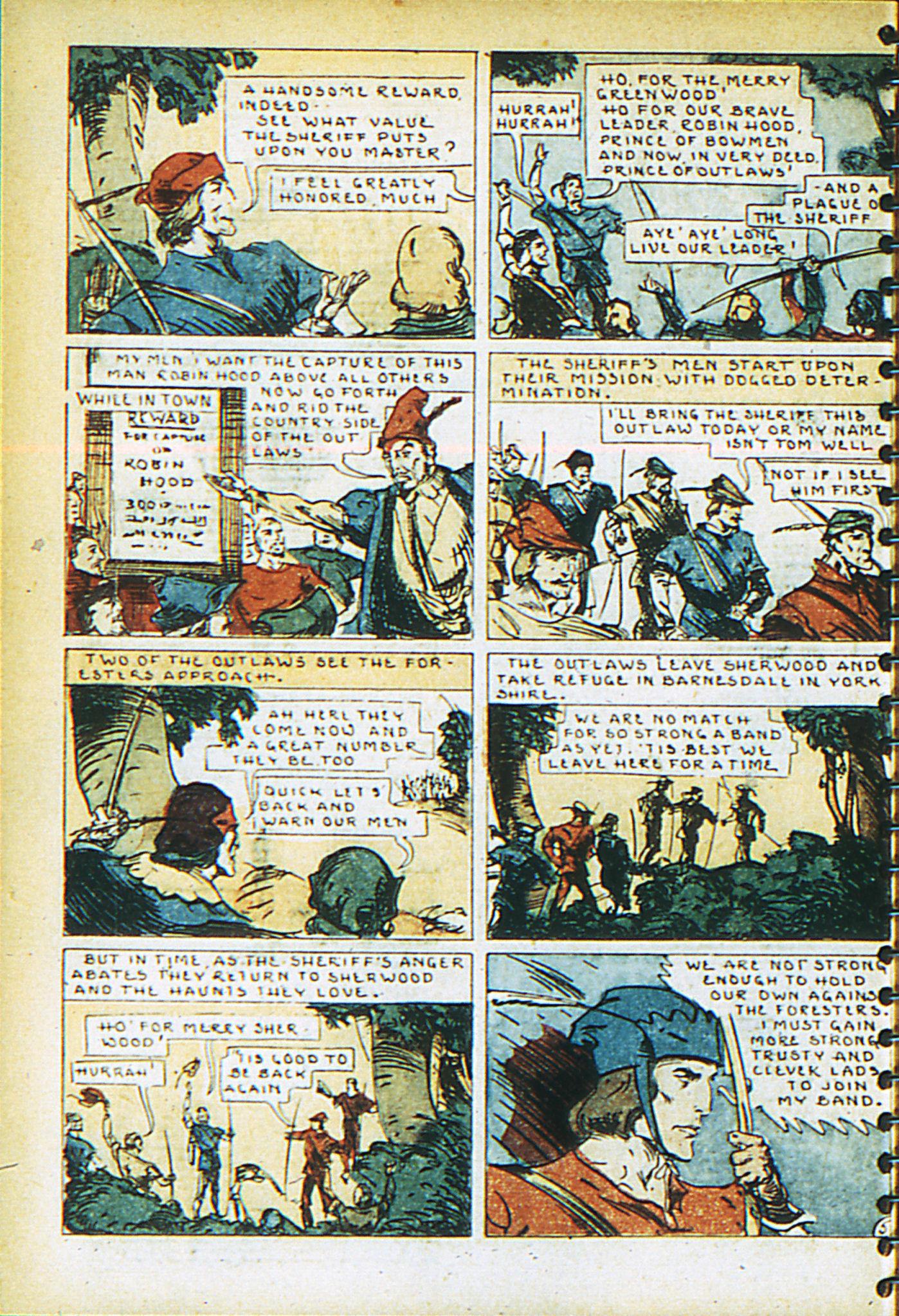 Read online Adventure Comics (1938) comic -  Issue #26 - 55