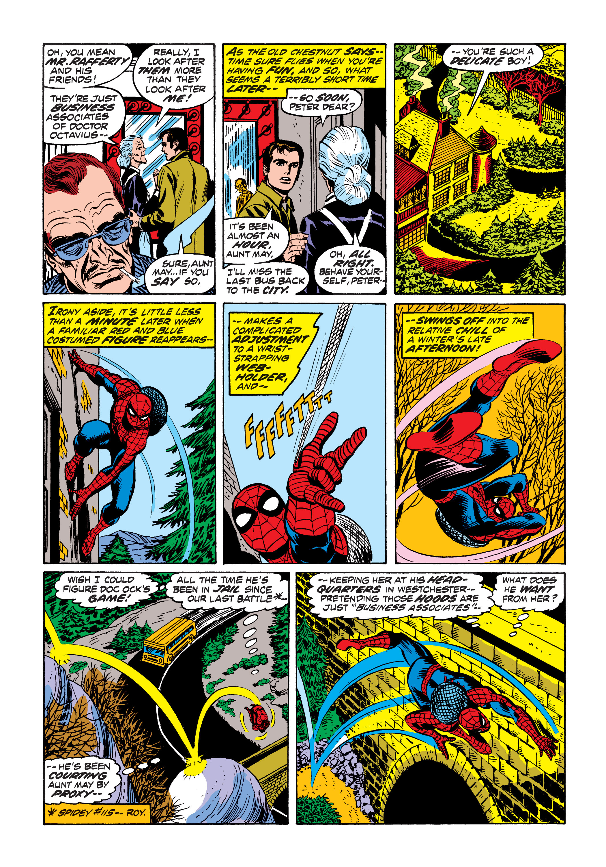 The Amazing Spider-Man (1963) 119 Page 3
