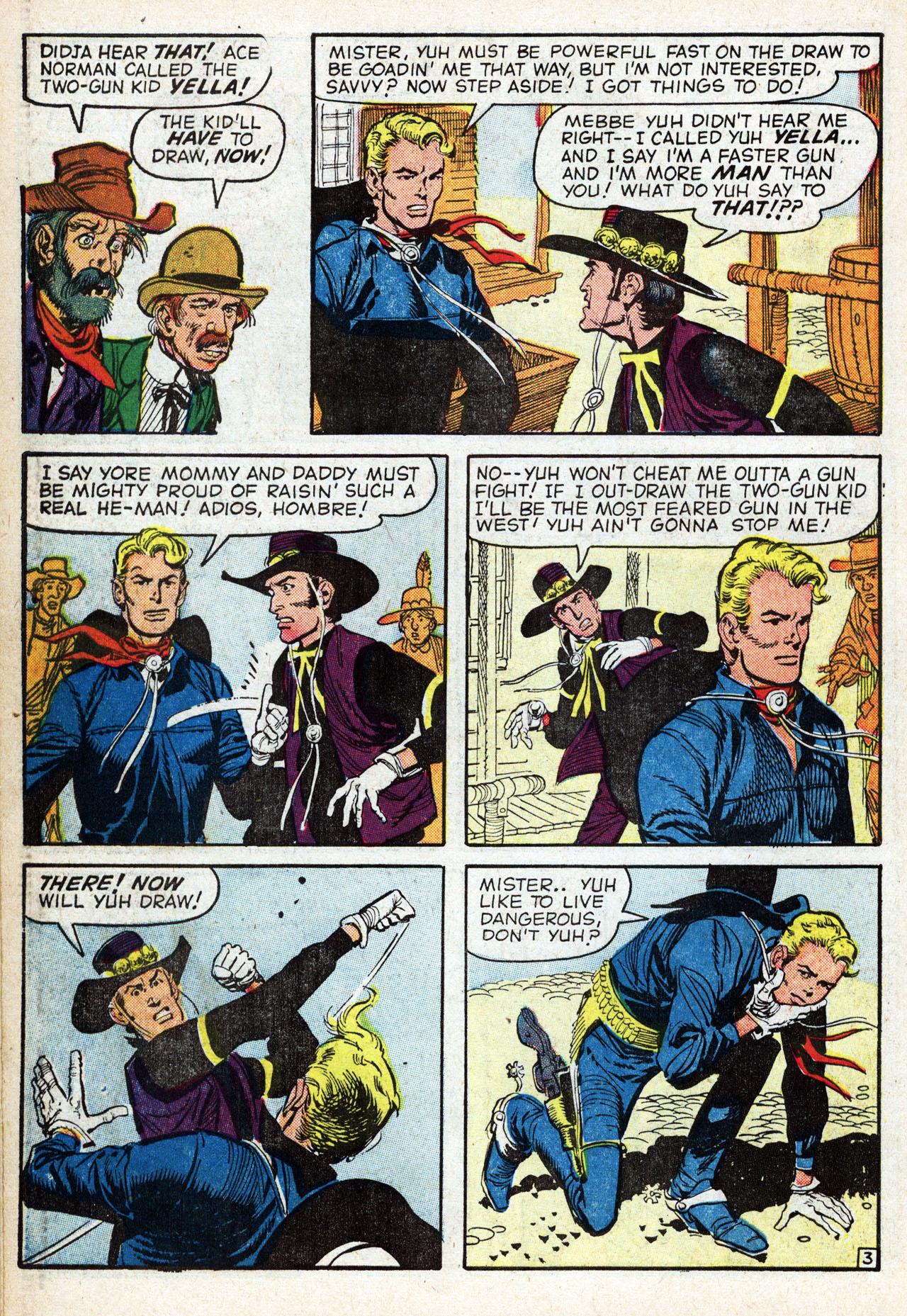Read online Two-Gun Kid comic -  Issue #46 - 30