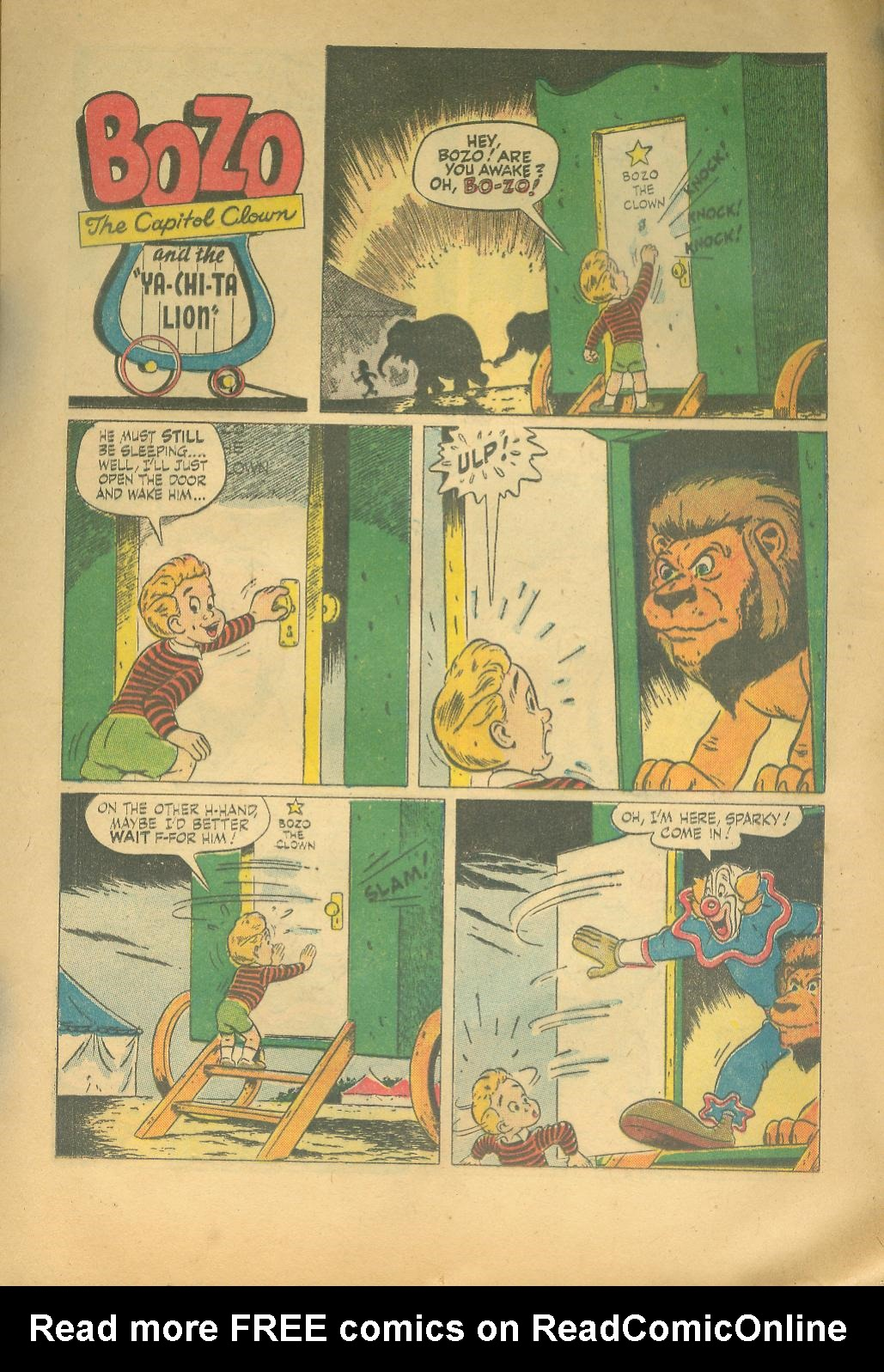 Four Color Comics issue 508 - Page 13