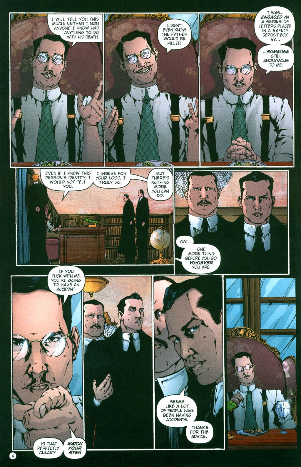 Read online Rex Mundi comic -  Issue #4 - 6