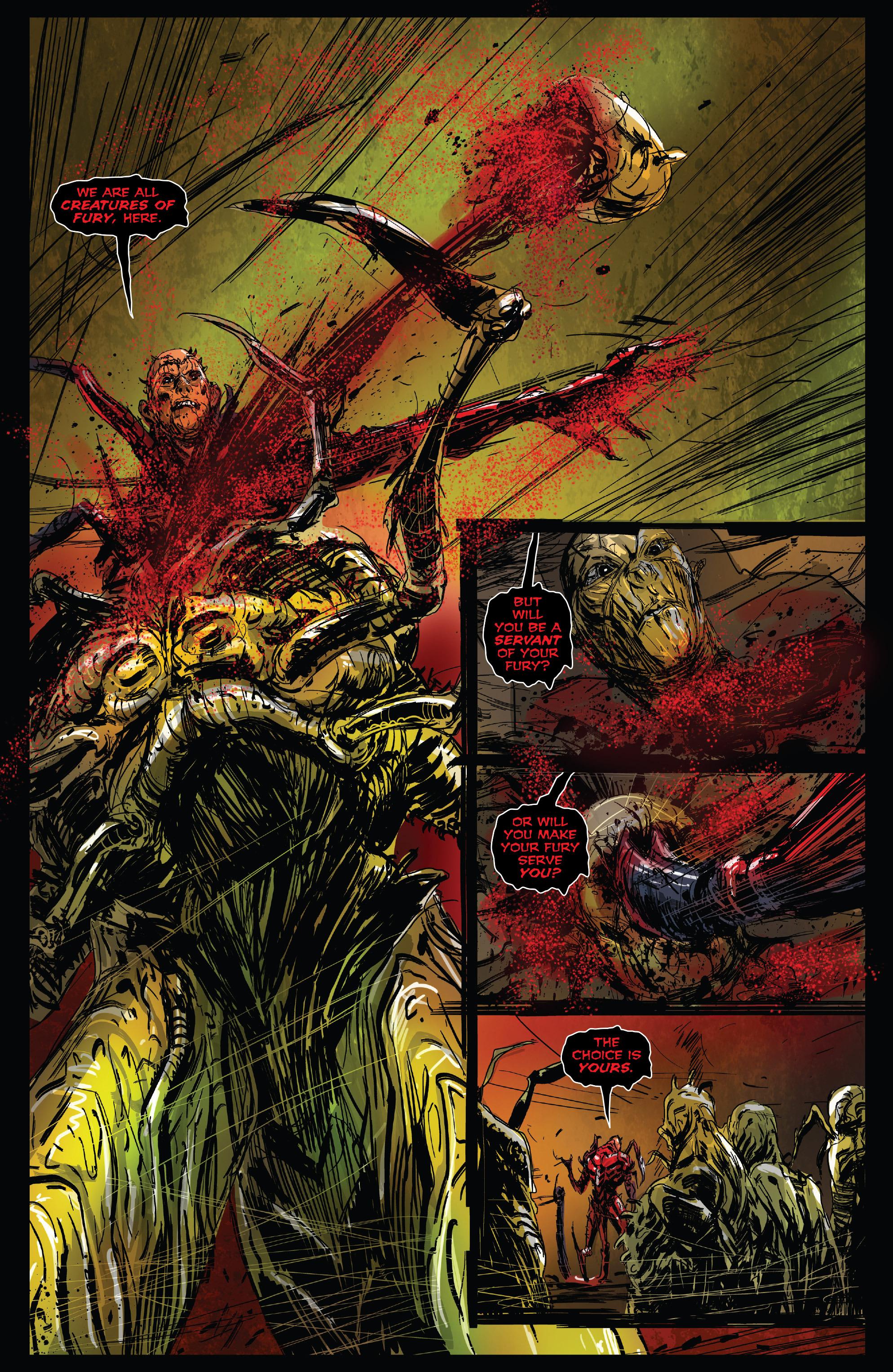 Read online Clive Barker's Hellraiser: The Dark Watch comic -  Issue # TPB 3 - 13