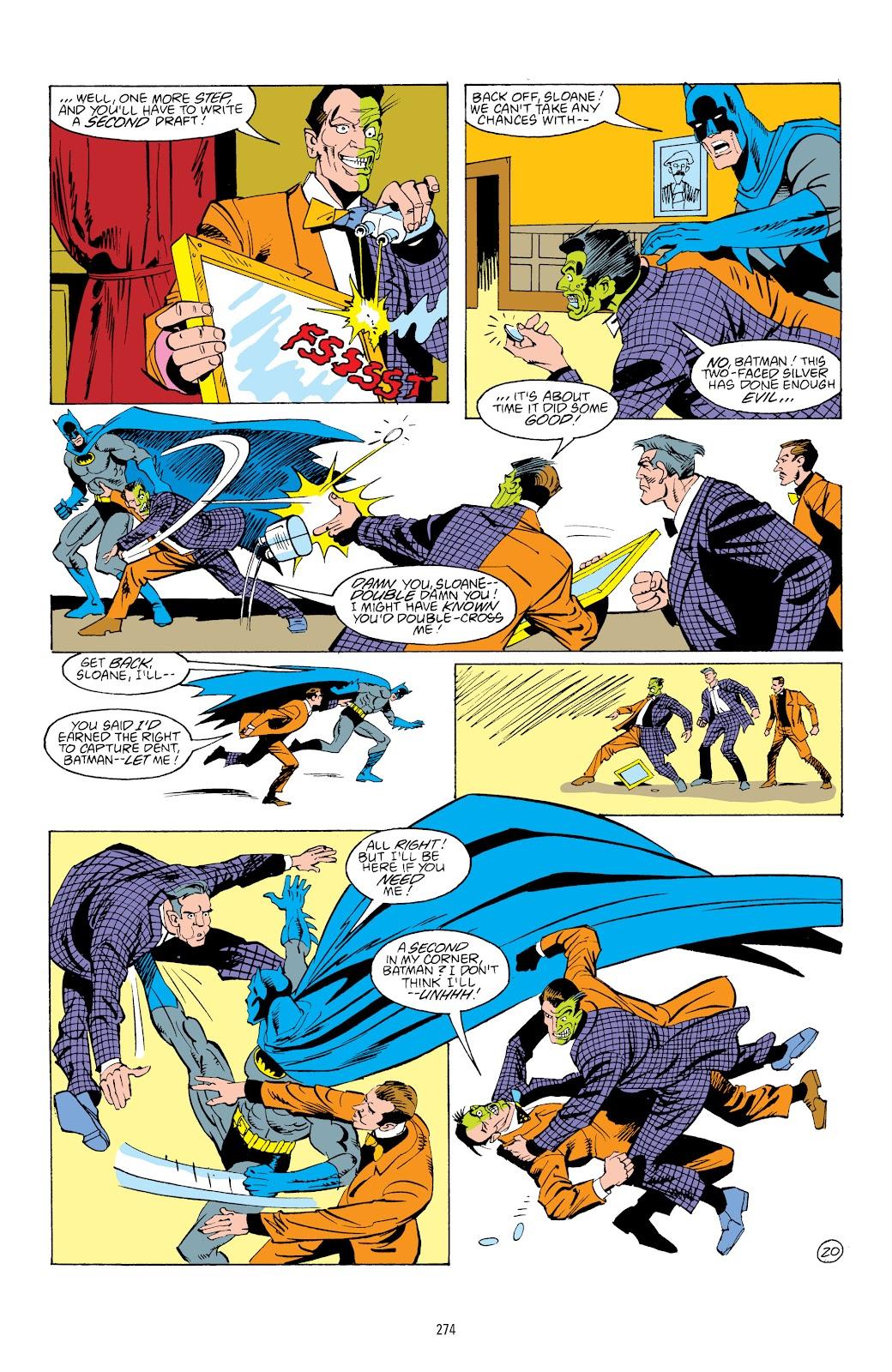 Read online Detective Comics (1937) comic -  Issue # _TPB Batman - The Dark Knight Detective 1 (Part 3) - 74