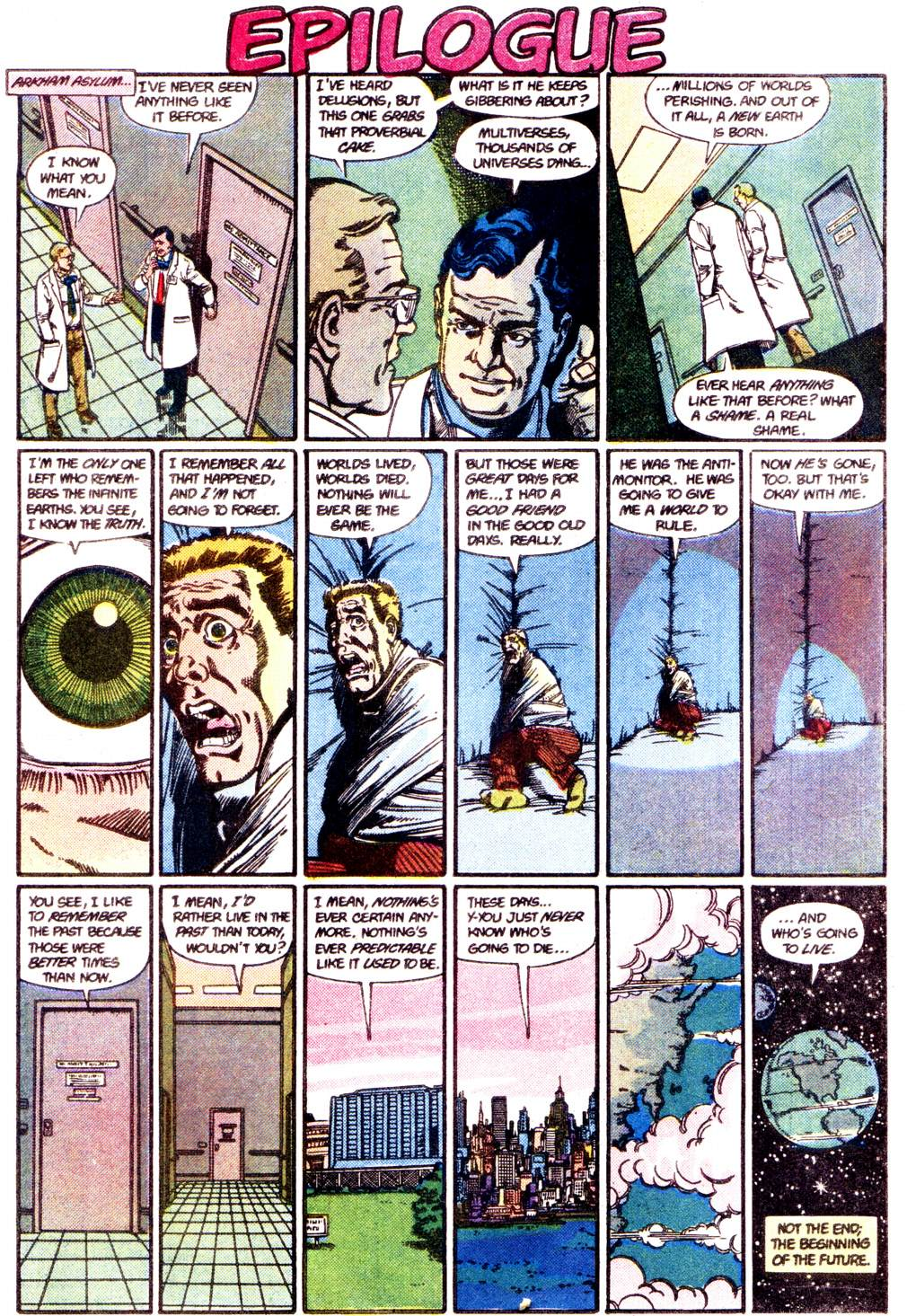 Crisis on Infinite Earths (1985) 12 Page 41