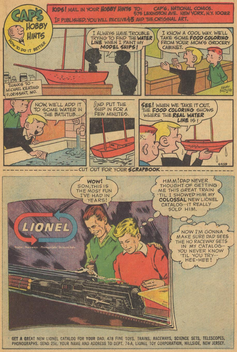 Read online Action Comics (1938) comic -  Issue #343 - 19