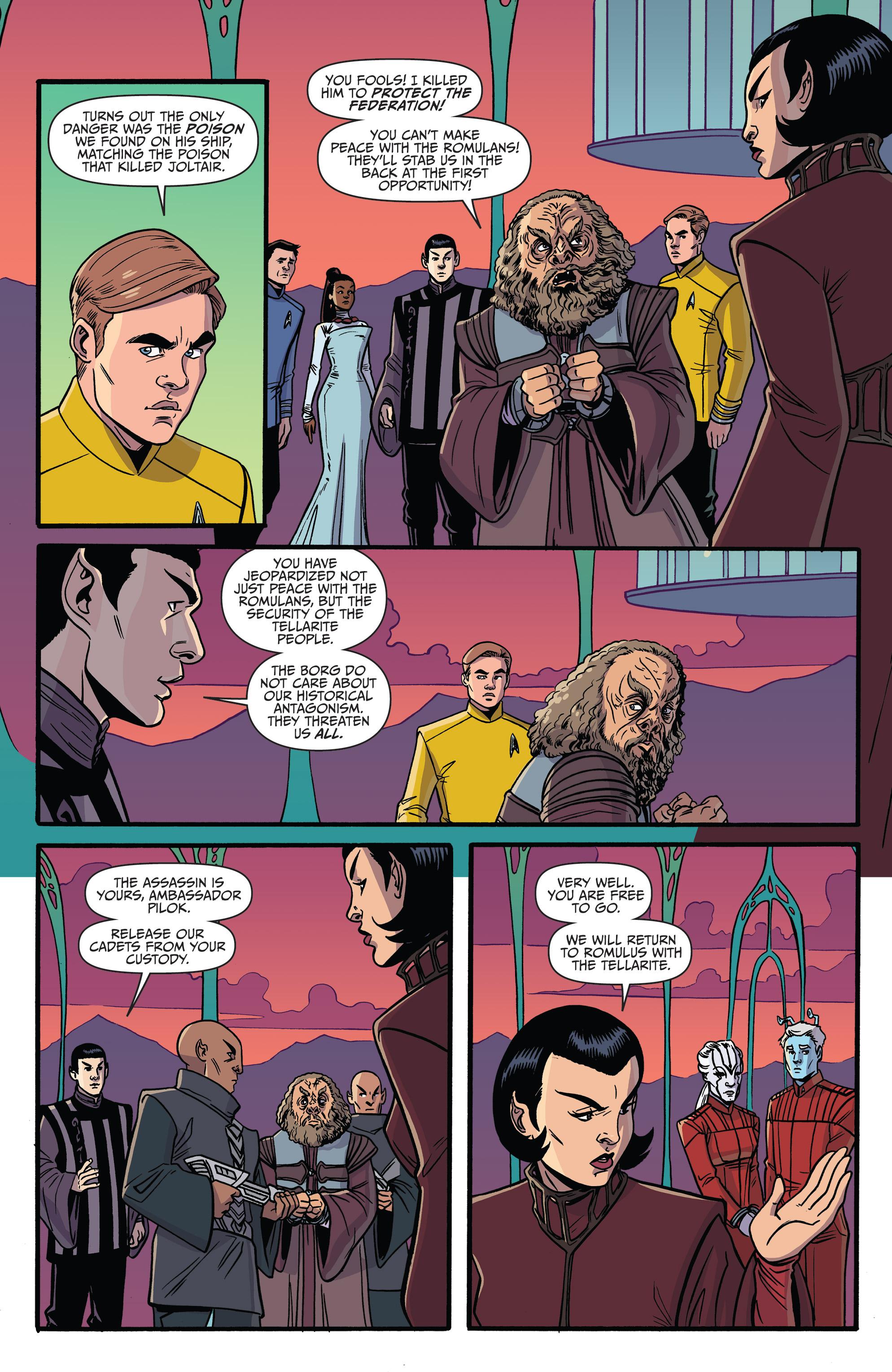 Read online Star Trek: Boldly Go comic -  Issue #8 - 19