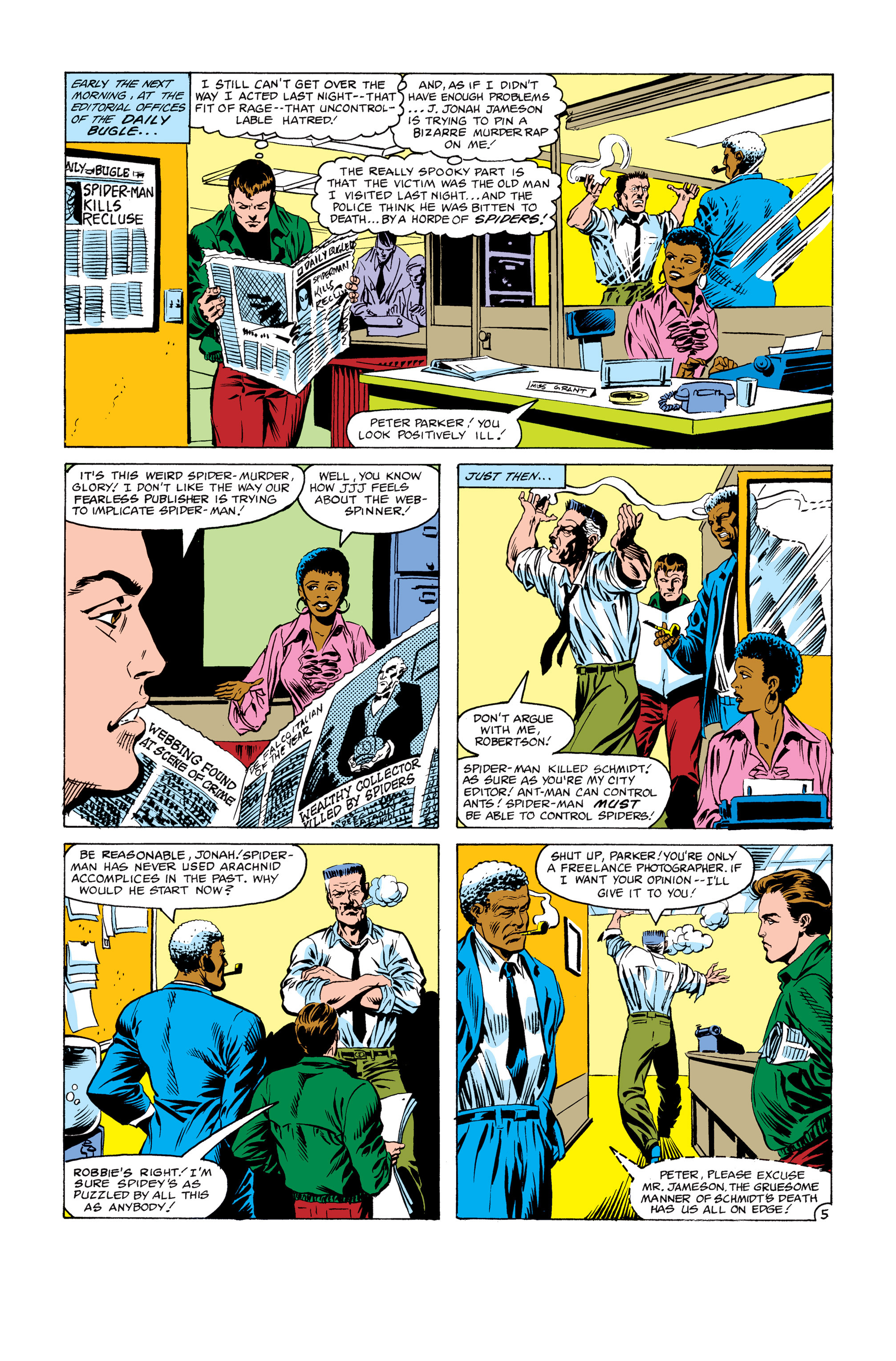 The Amazing Spider-Man (1963) 228 Page 5