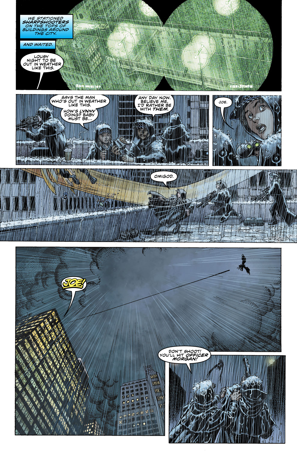 Read online Ultimate X comic -  Issue #3 - 18