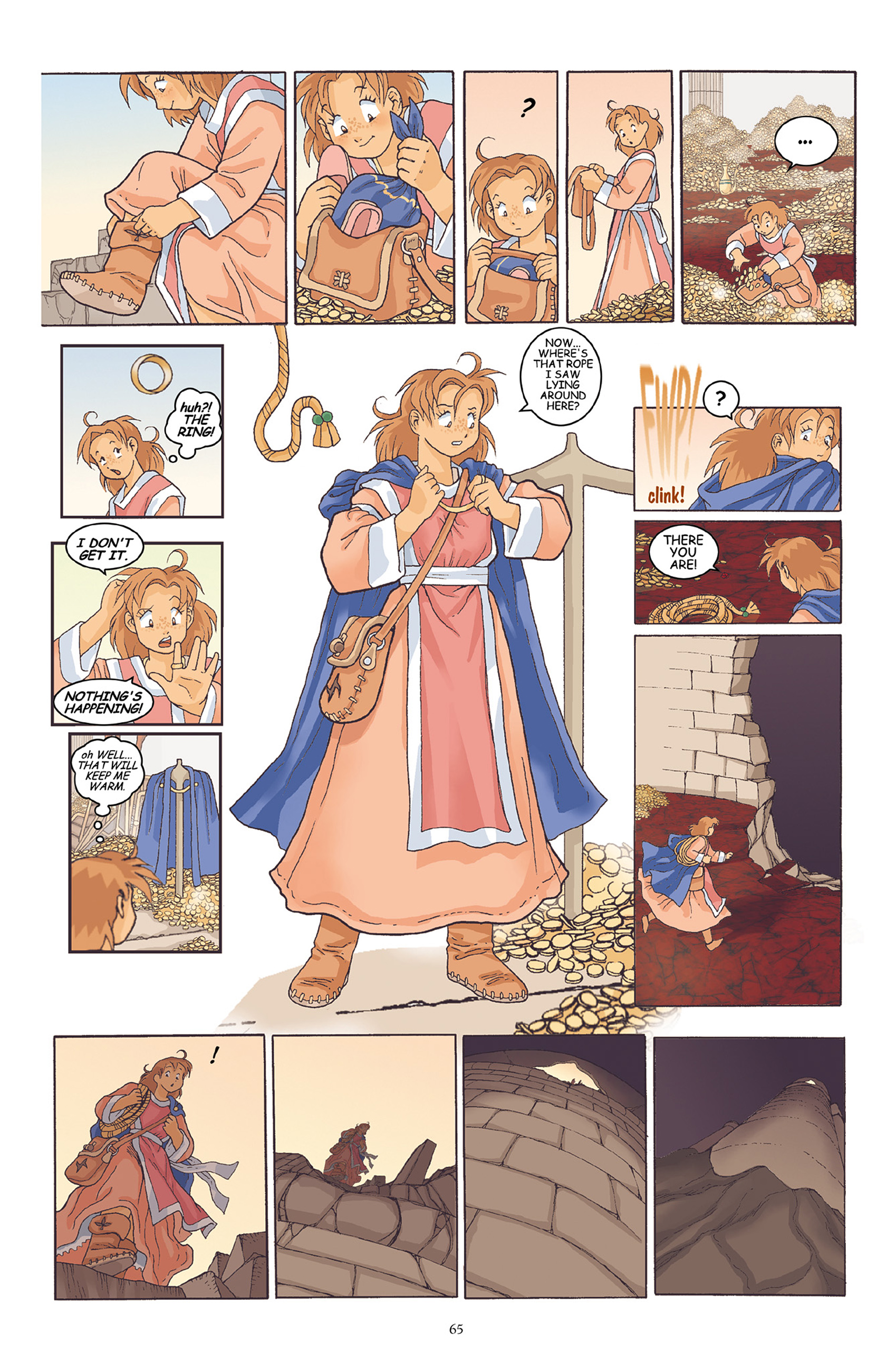 Read online Courageous Princess comic -  Issue # TPB 1 - 66
