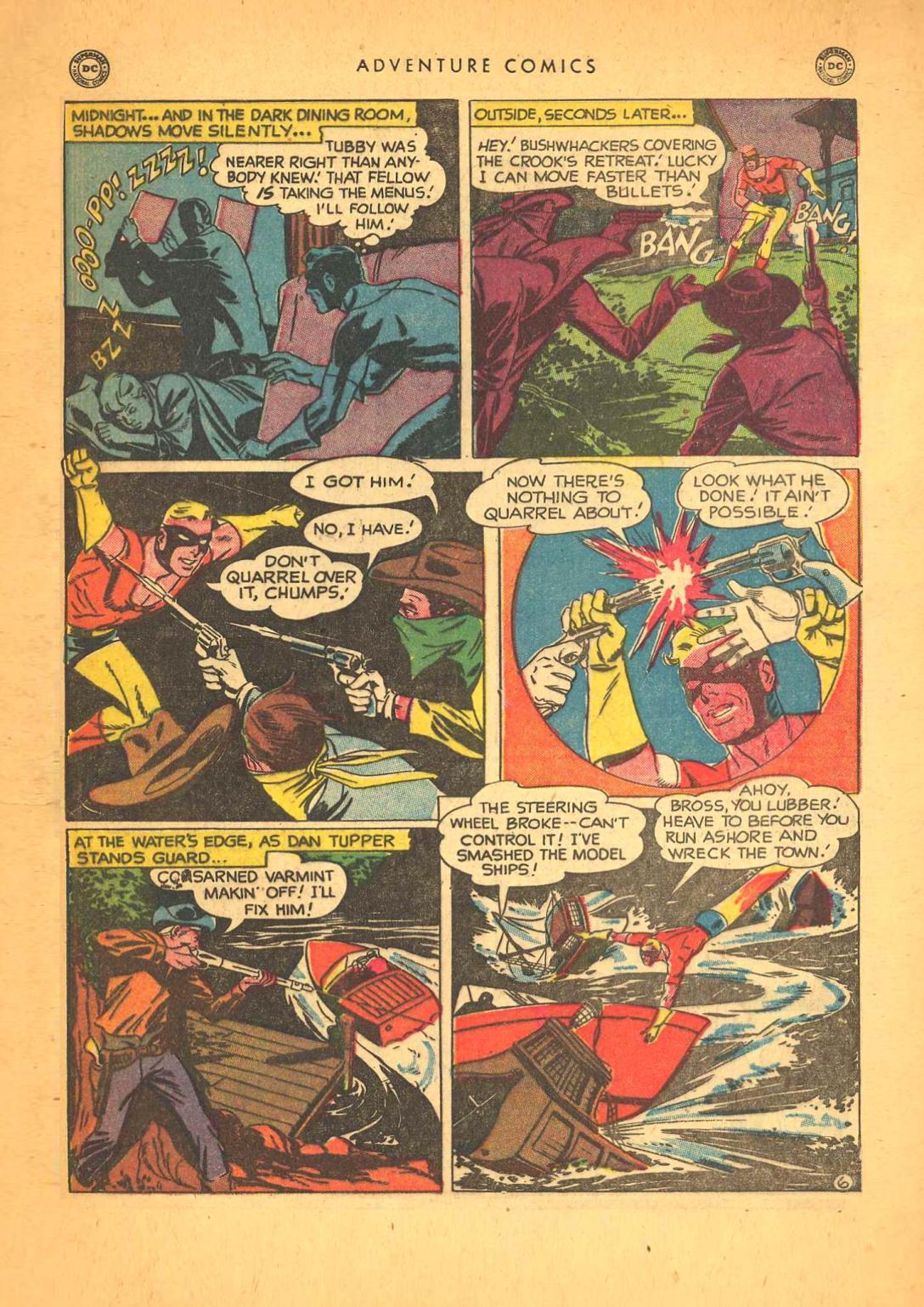Read online Adventure Comics (1938) comic -  Issue #148 - 46