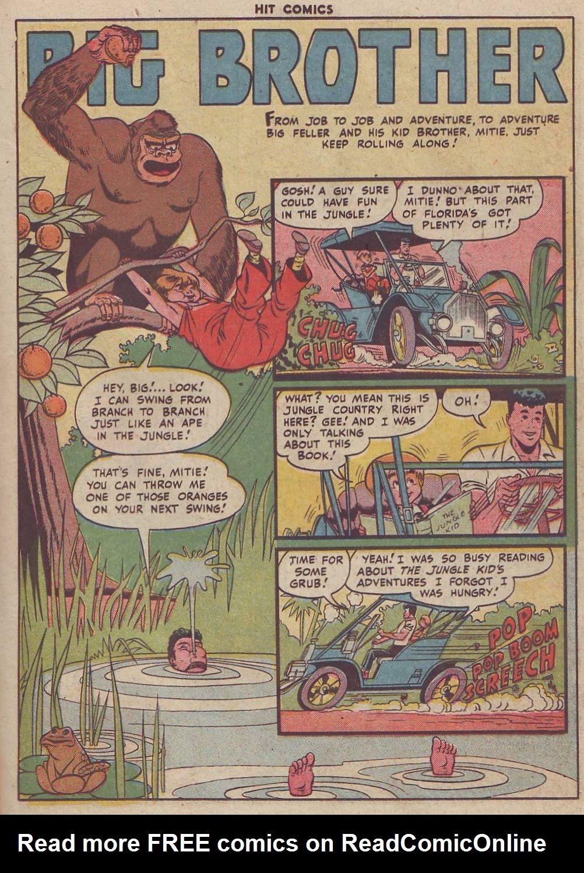 Read online Hit Comics comic -  Issue #51 - 21