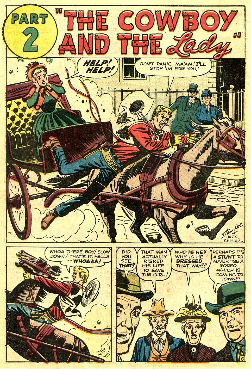 Kid Colt Outlaw issue 108 - Page 10