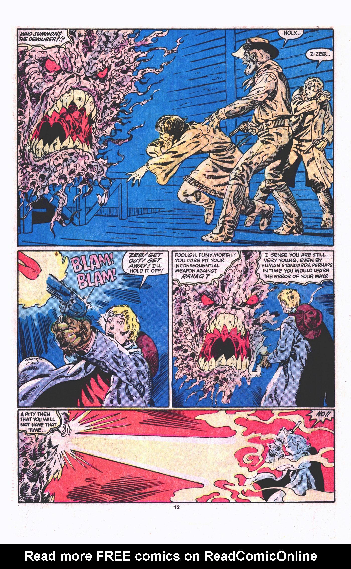 Read online Alpha Flight (1983) comic -  Issue #19 - 13