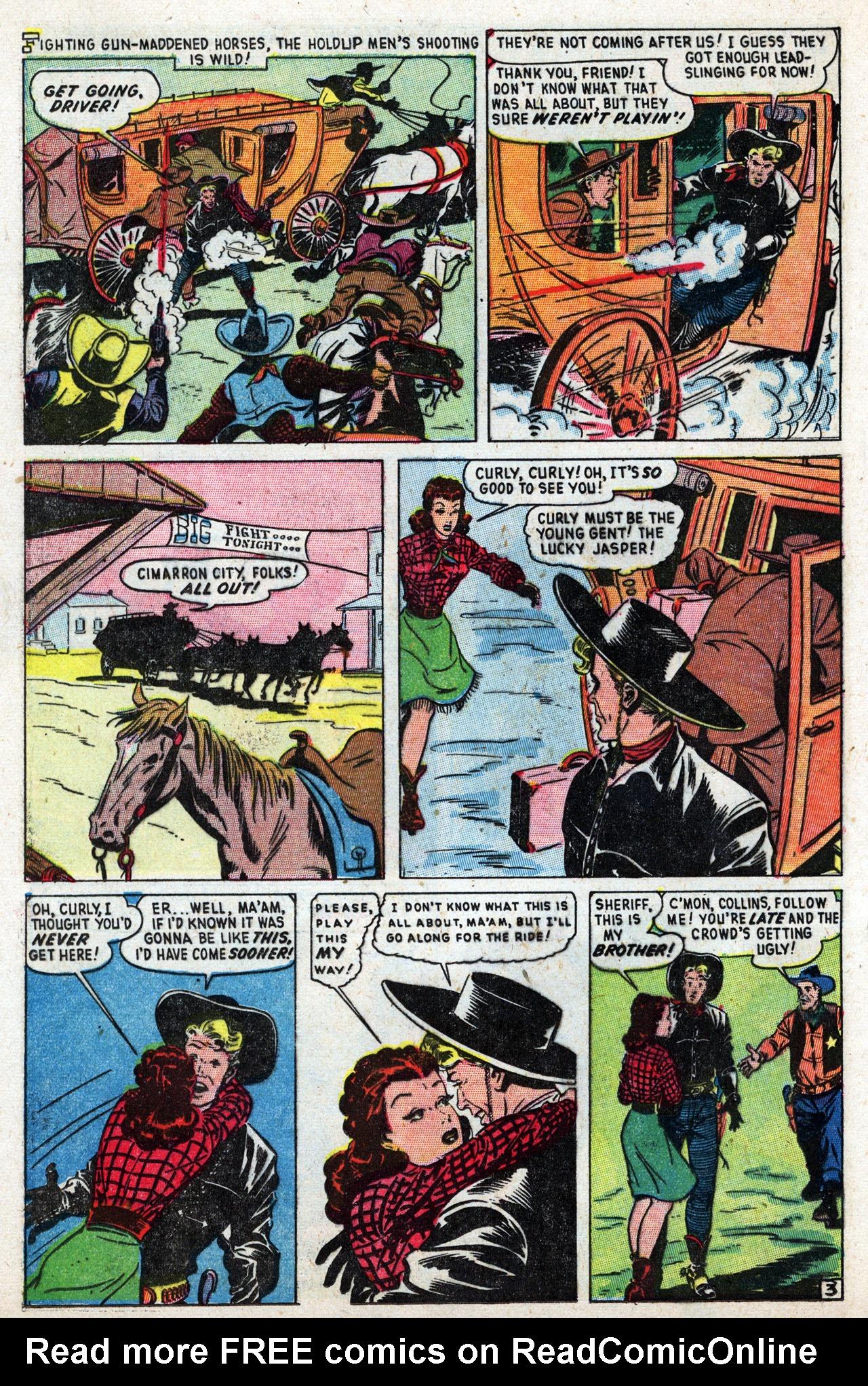 Read online Two-Gun Kid comic -  Issue #3 - 24
