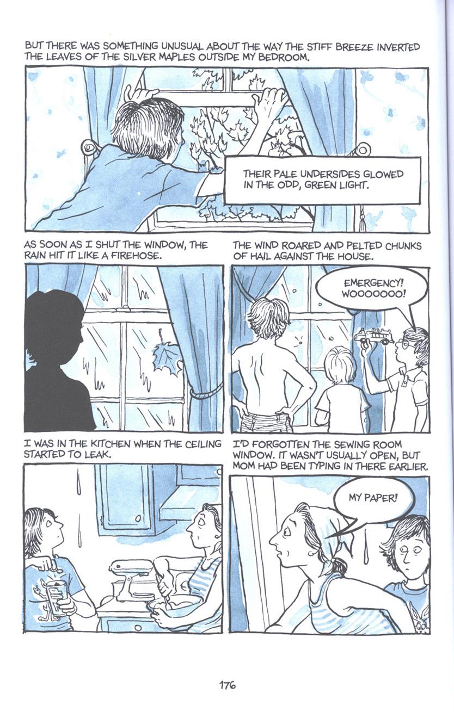 Read online Fun Home: A Family Tragicomic comic -  Issue # TPB - 182