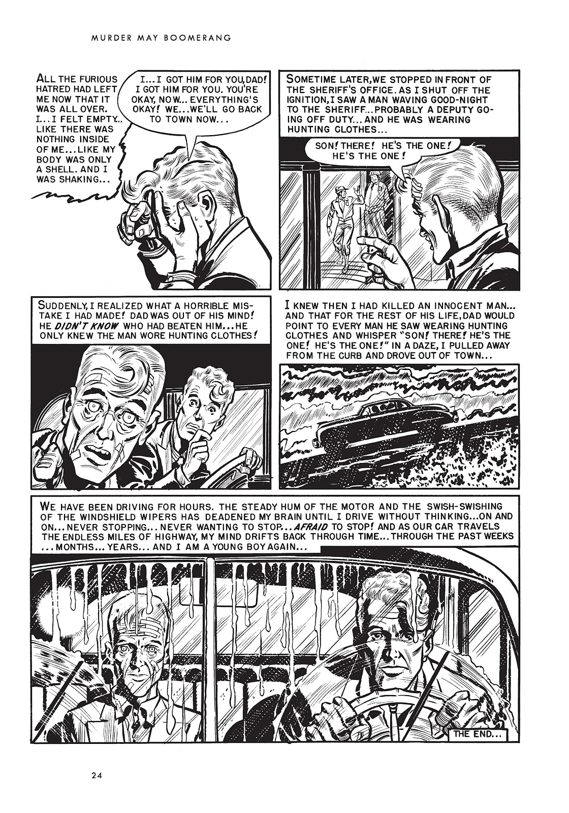 Read online Voodoo Vengeance and Other Stories comic -  Issue # TPB (Part 1) - 41