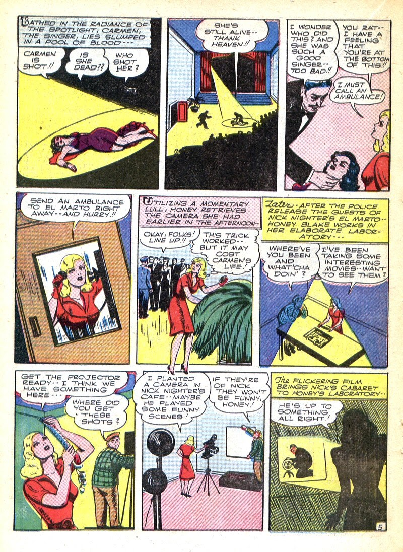 Green Hornet Comics issue 7 - Page 26
