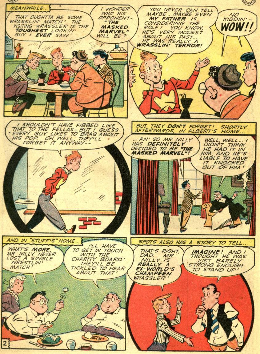Read online Sensation (Mystery) Comics comic -  Issue #69 - 34