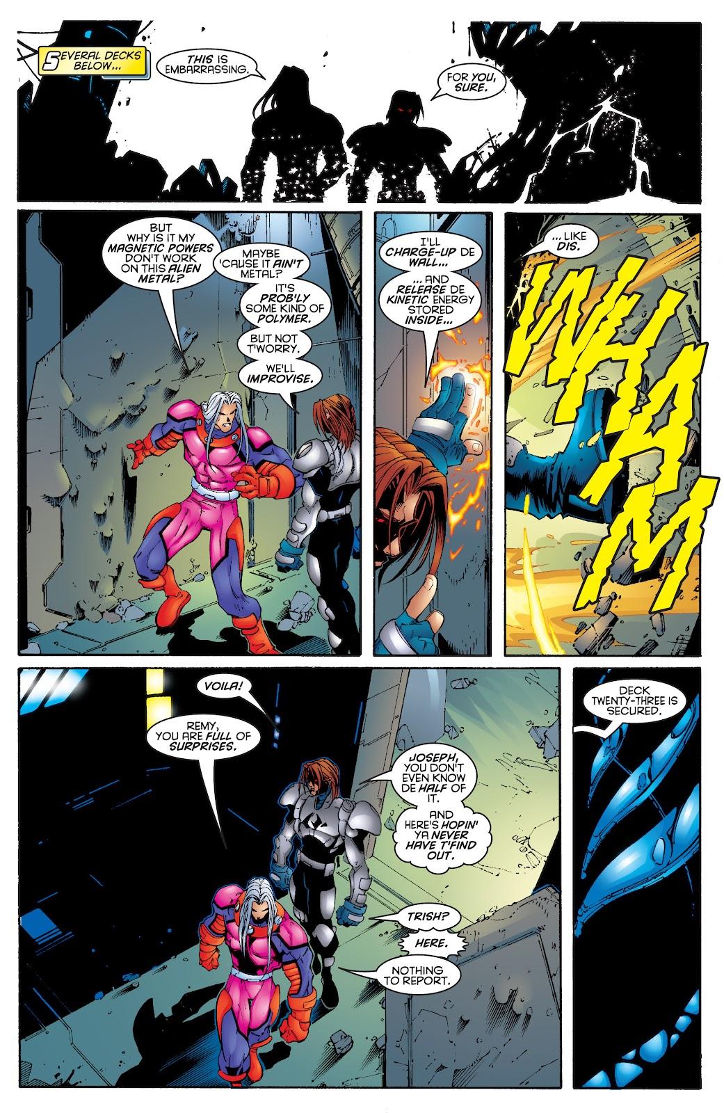 Uncanny X-Men (1963) issue 342 - Page 20