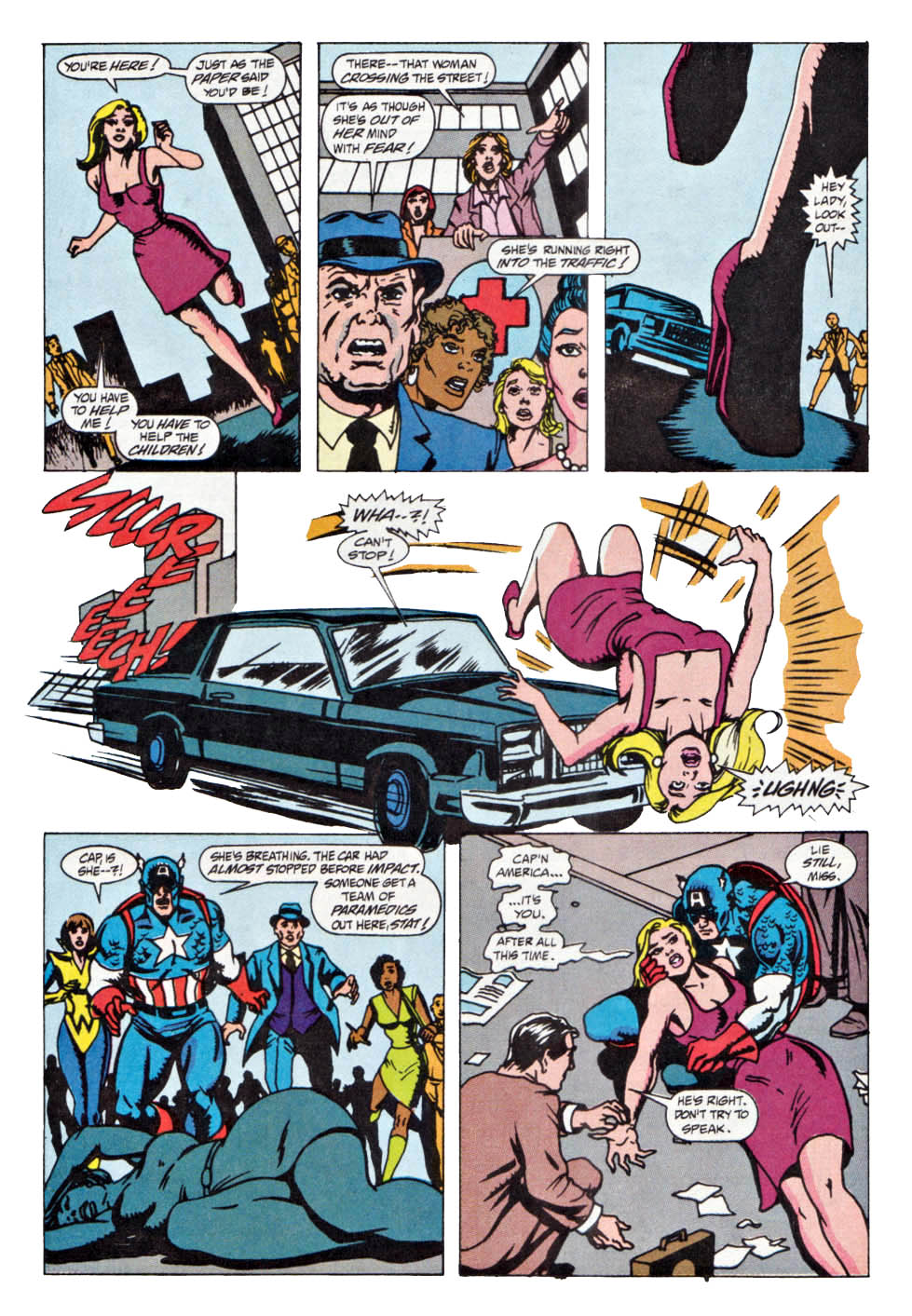 The Avengers (1963) 340 Page 3