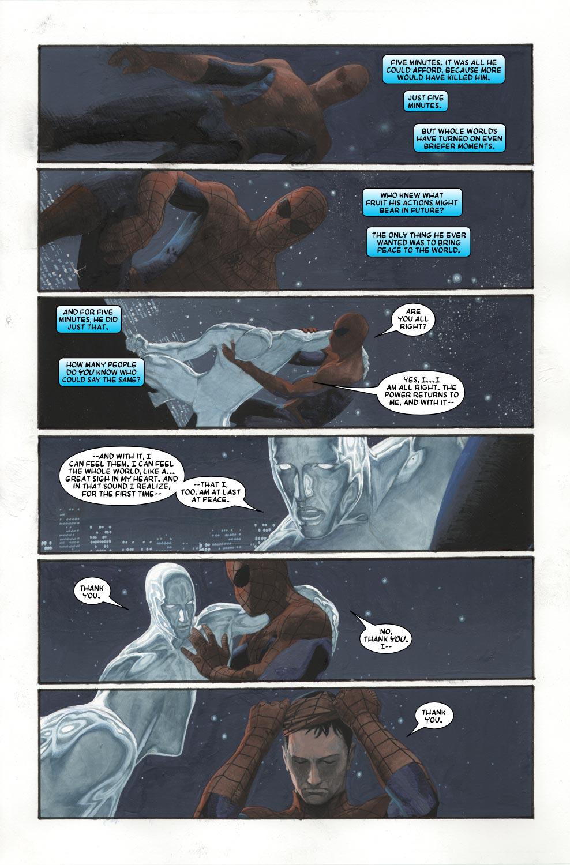 Read online Silver Surfer: Requiem comic -  Issue #2 - 24