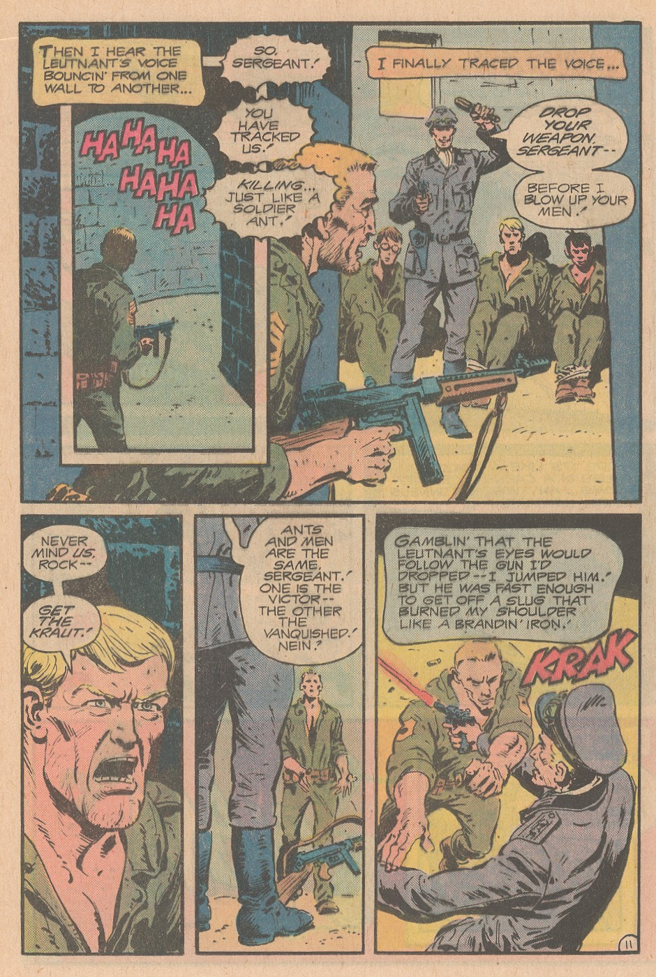 Sgt. Rock issue 351 - Page 12