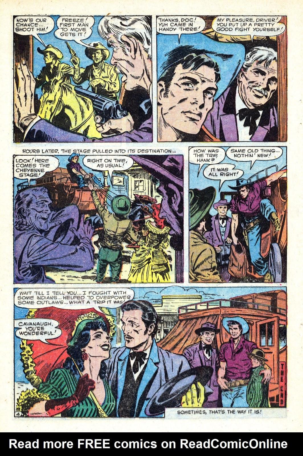Gunsmoke Western issue 34 - Page 24