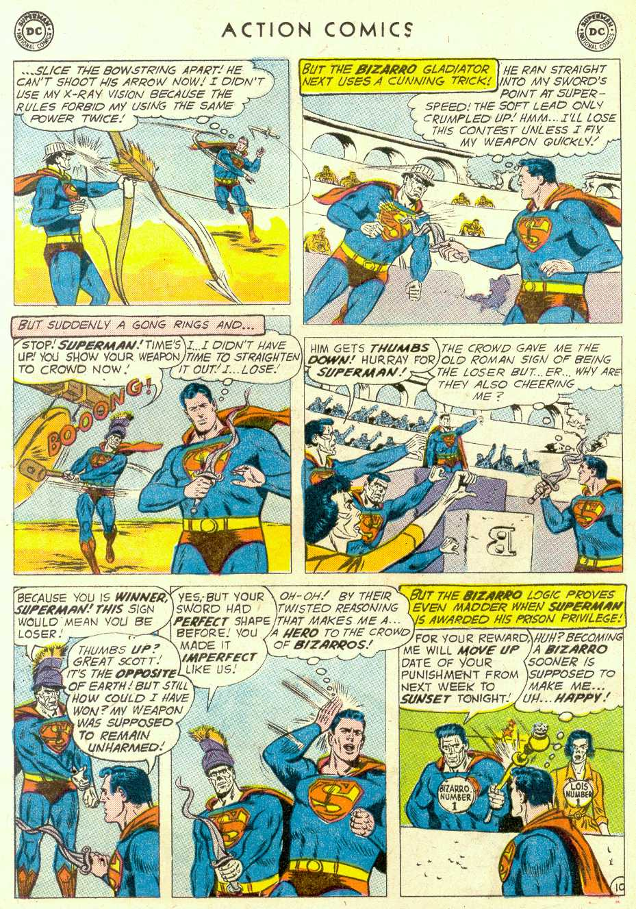 Read online Action Comics (1938) comic -  Issue #264 - 12