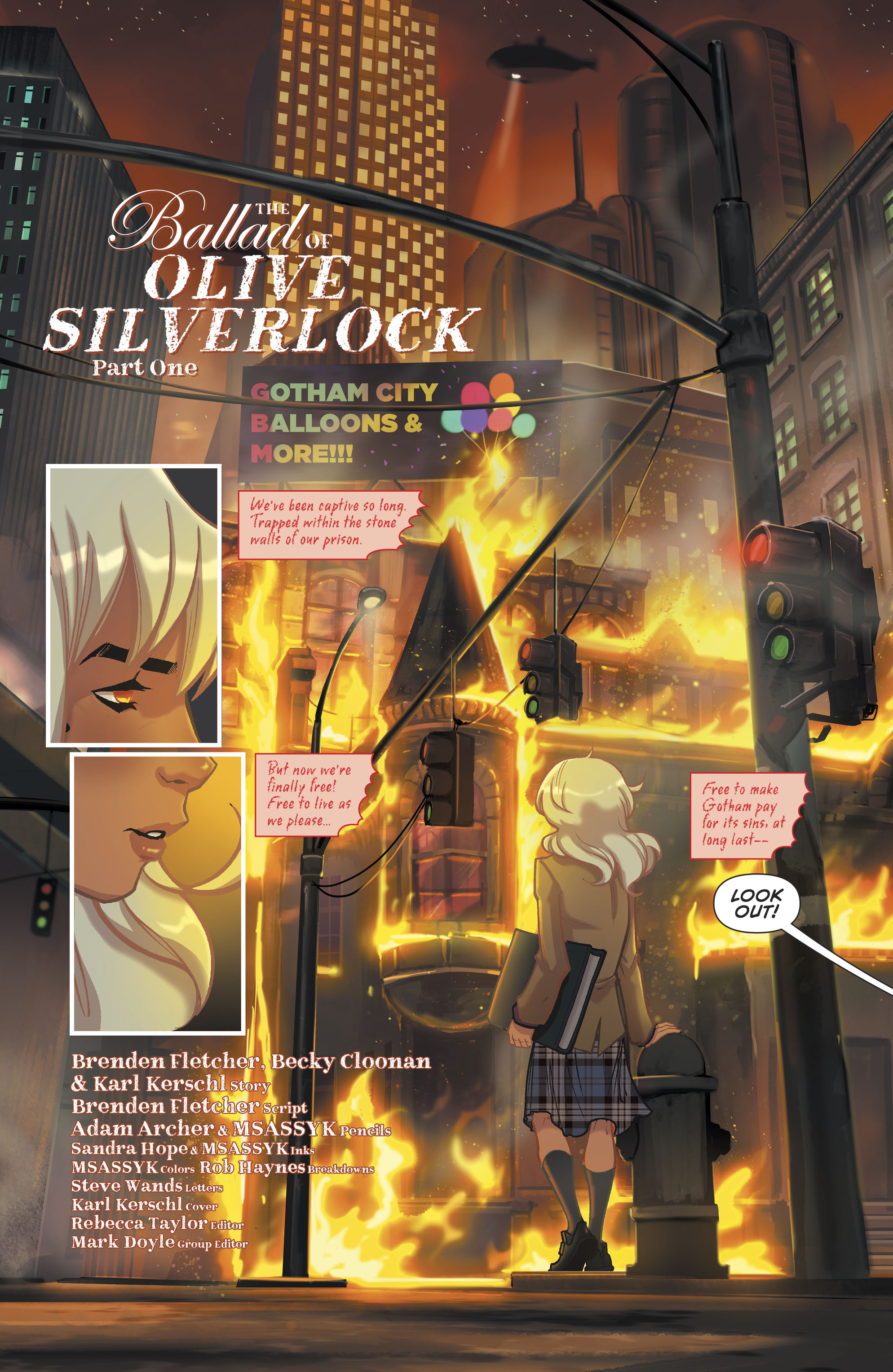 Read online Gotham Academy: Second Semester comic -  Issue #9 - 2